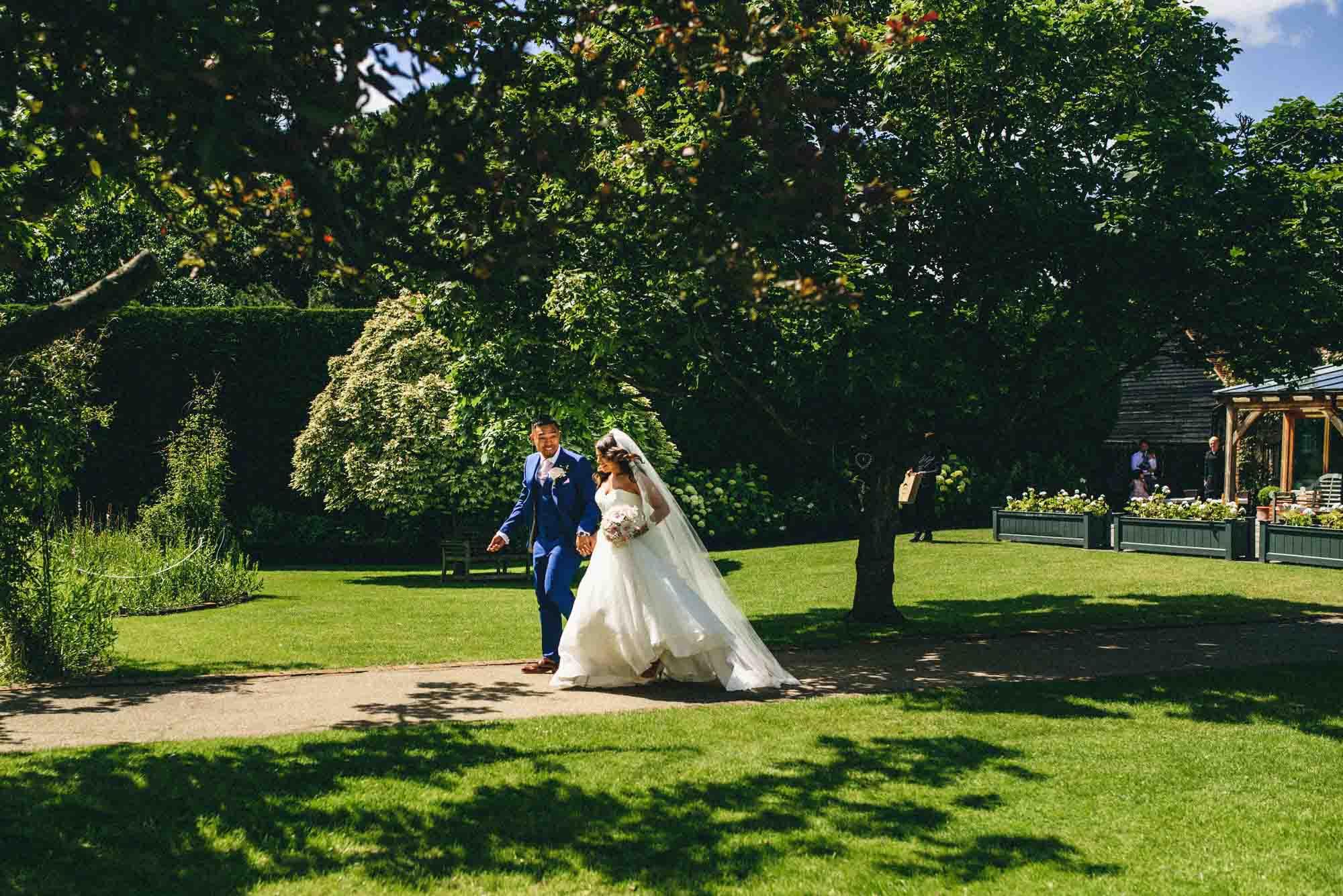 Gaynes Park Wedding Photography