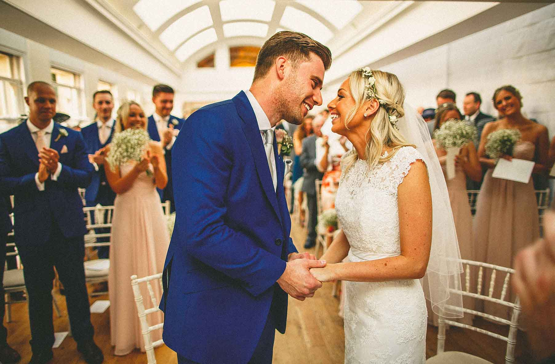 Pembroke Lodge Wedding