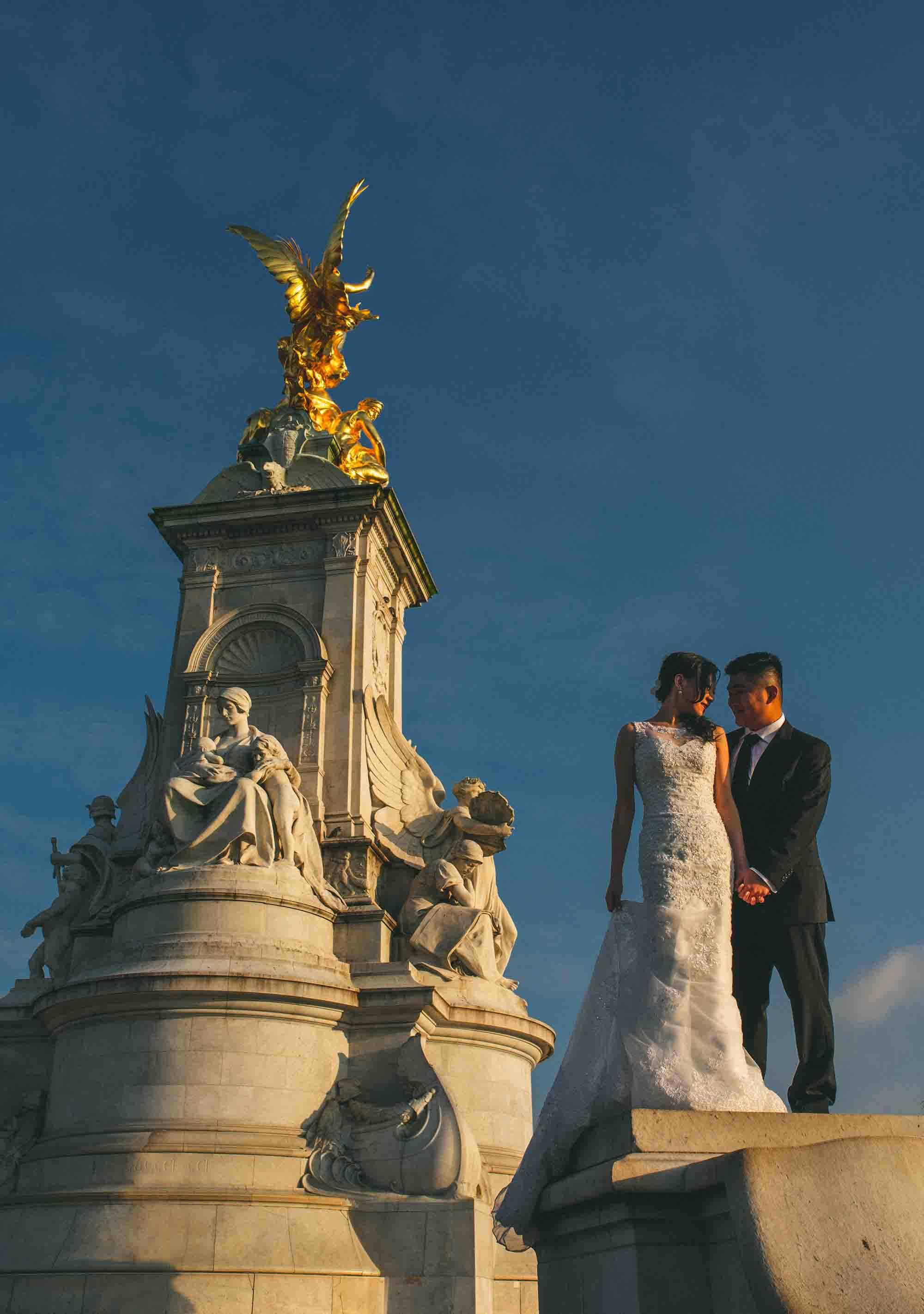 Buckingham Palace Wedding Photos