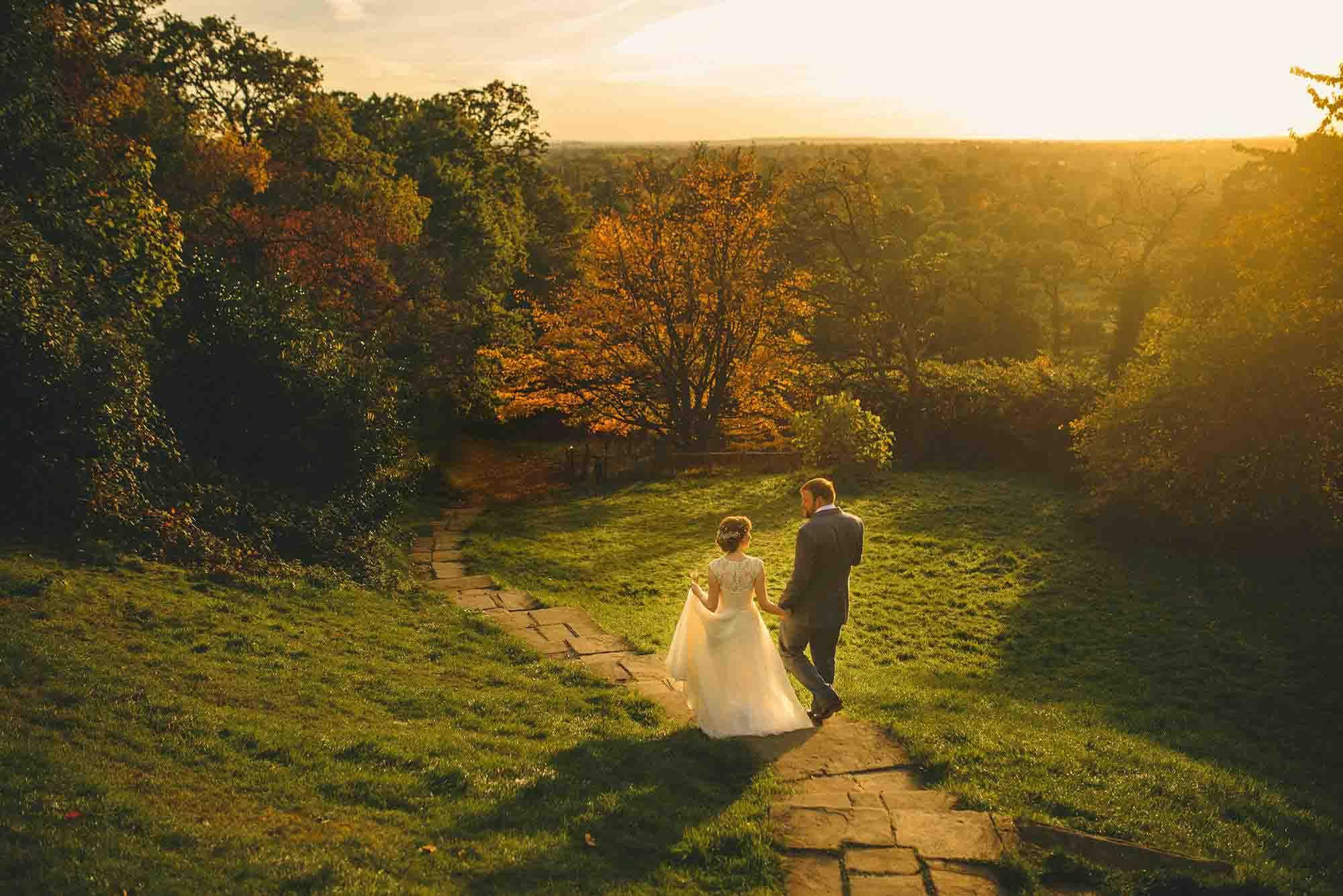 Pembroke Lodge Wedding Photos 17 of