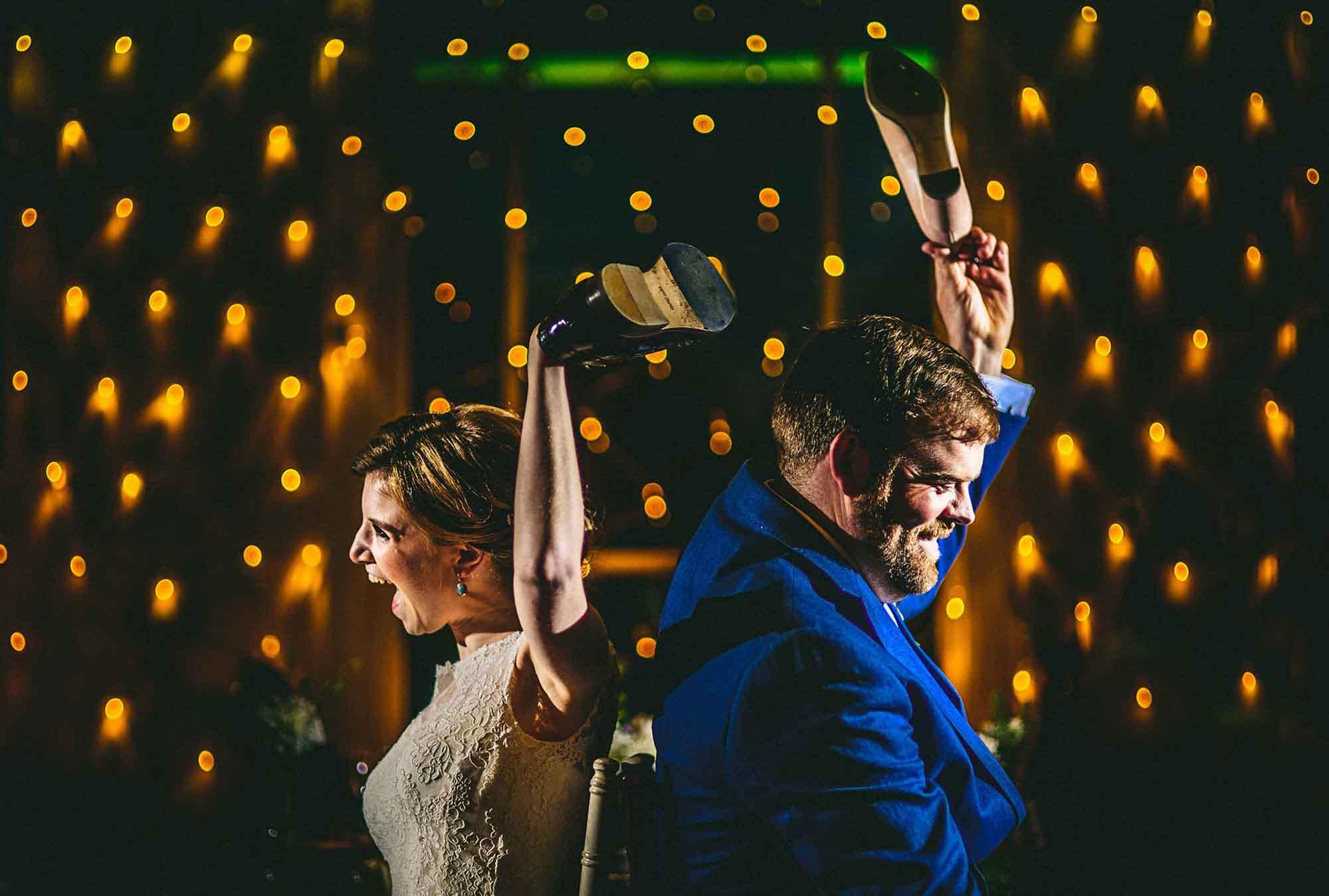 Pembroke Lodge Wedding Photos 23 of