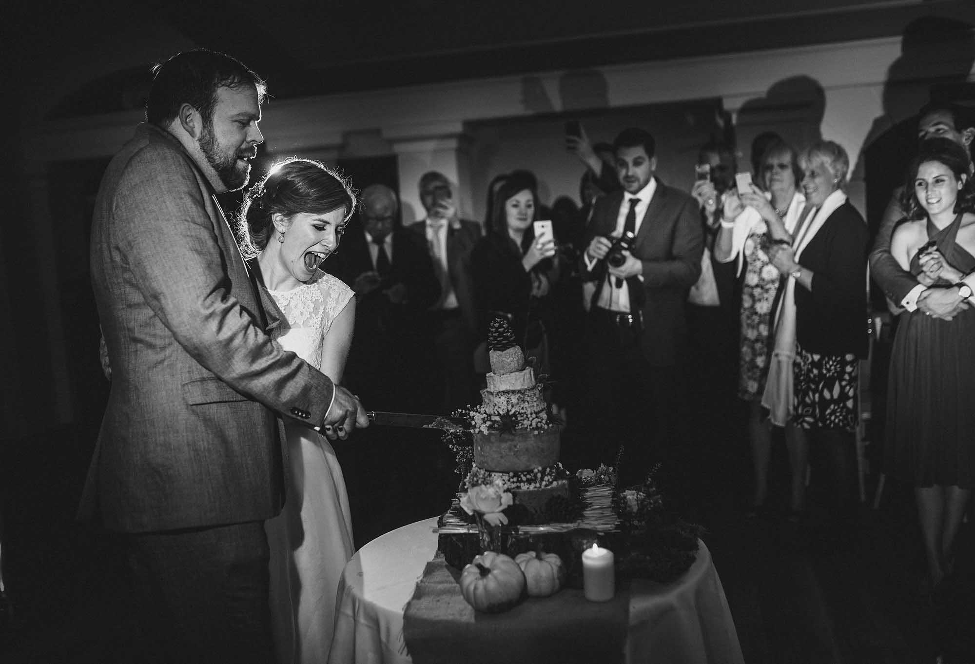 Pembroke Lodge Wedding Photos 28 of