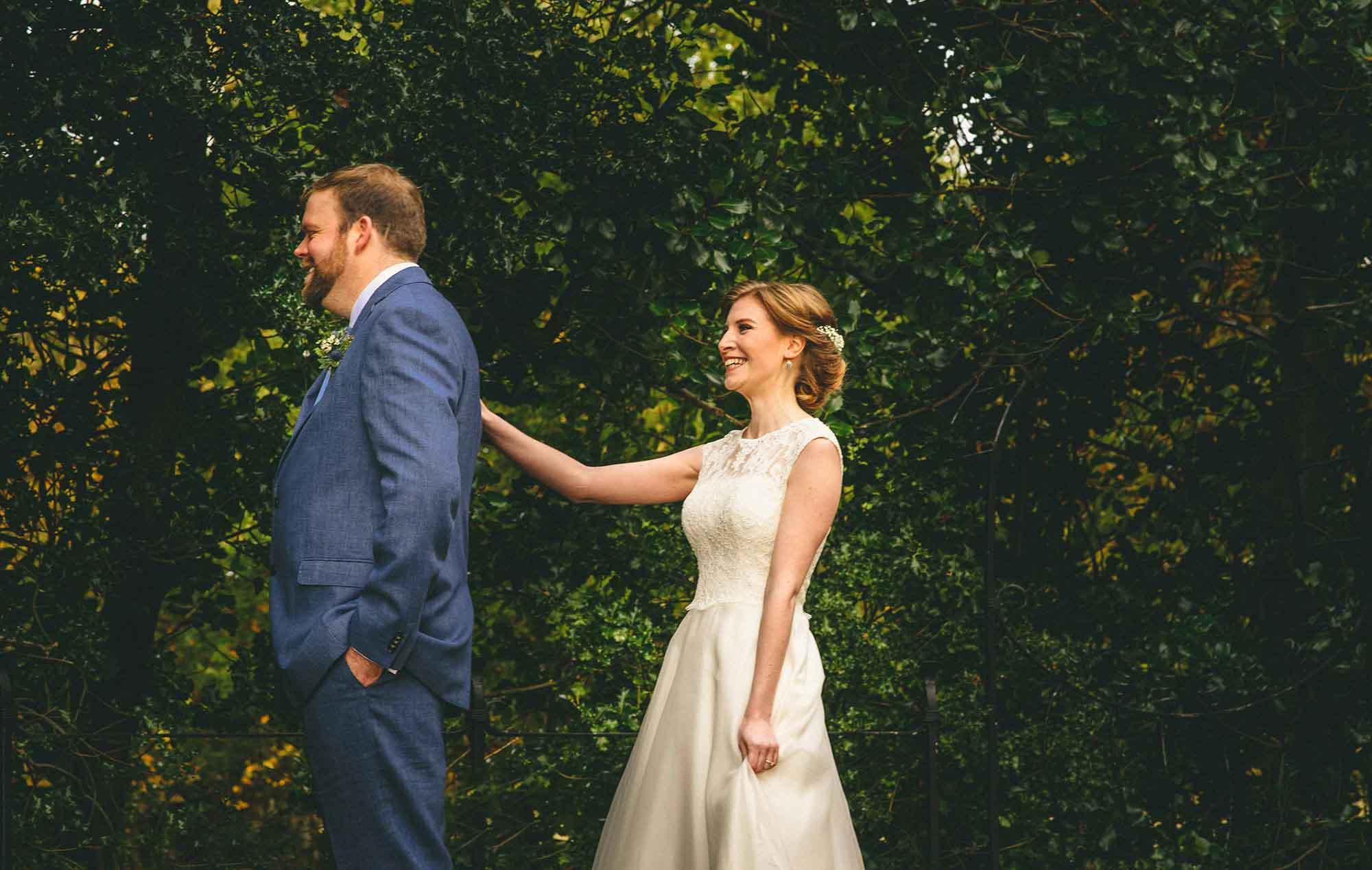 Pembroke Lodge Wedding Photos 3 of