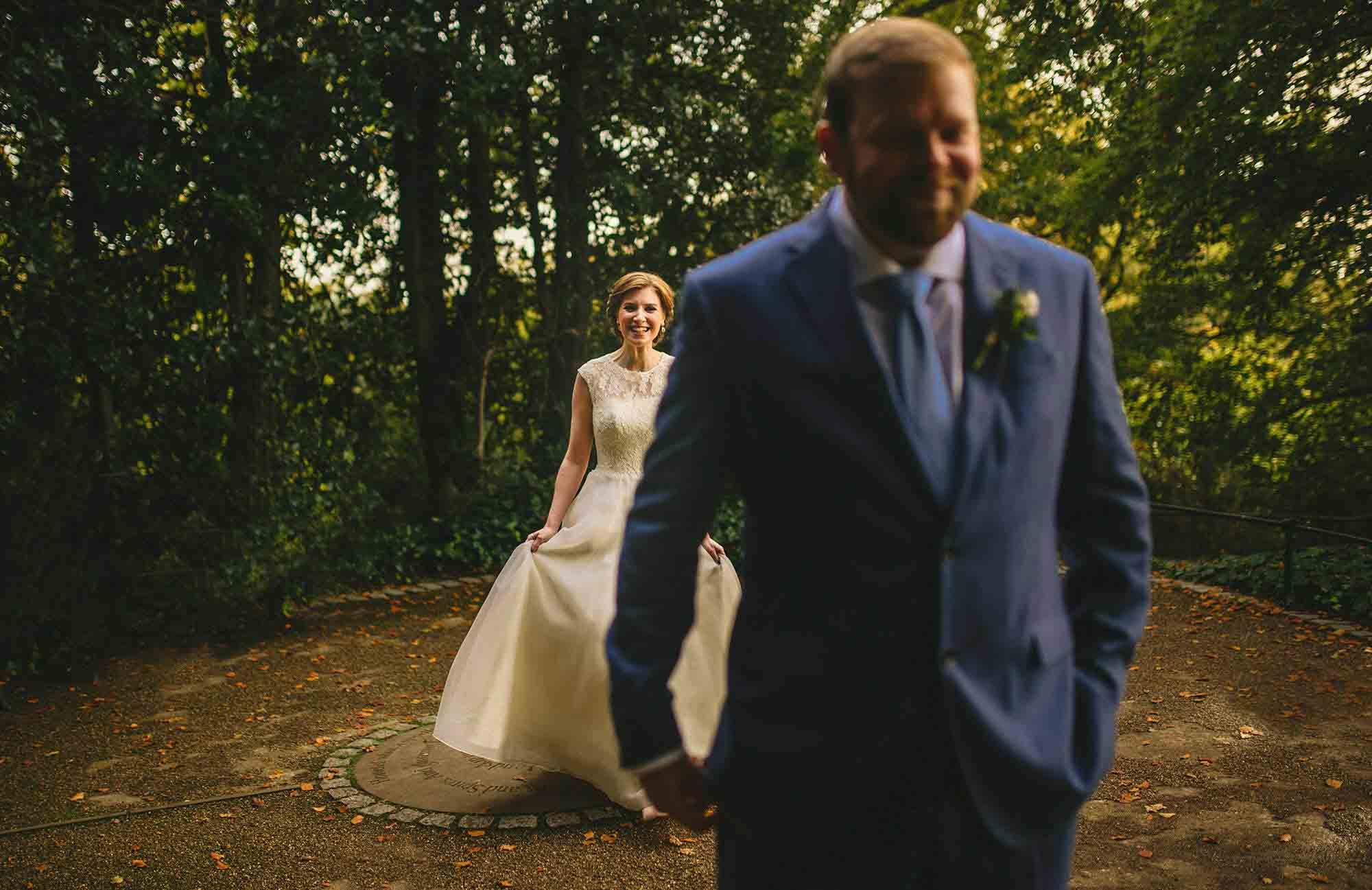 Pembroke Lodge Wedding Photos 4 of