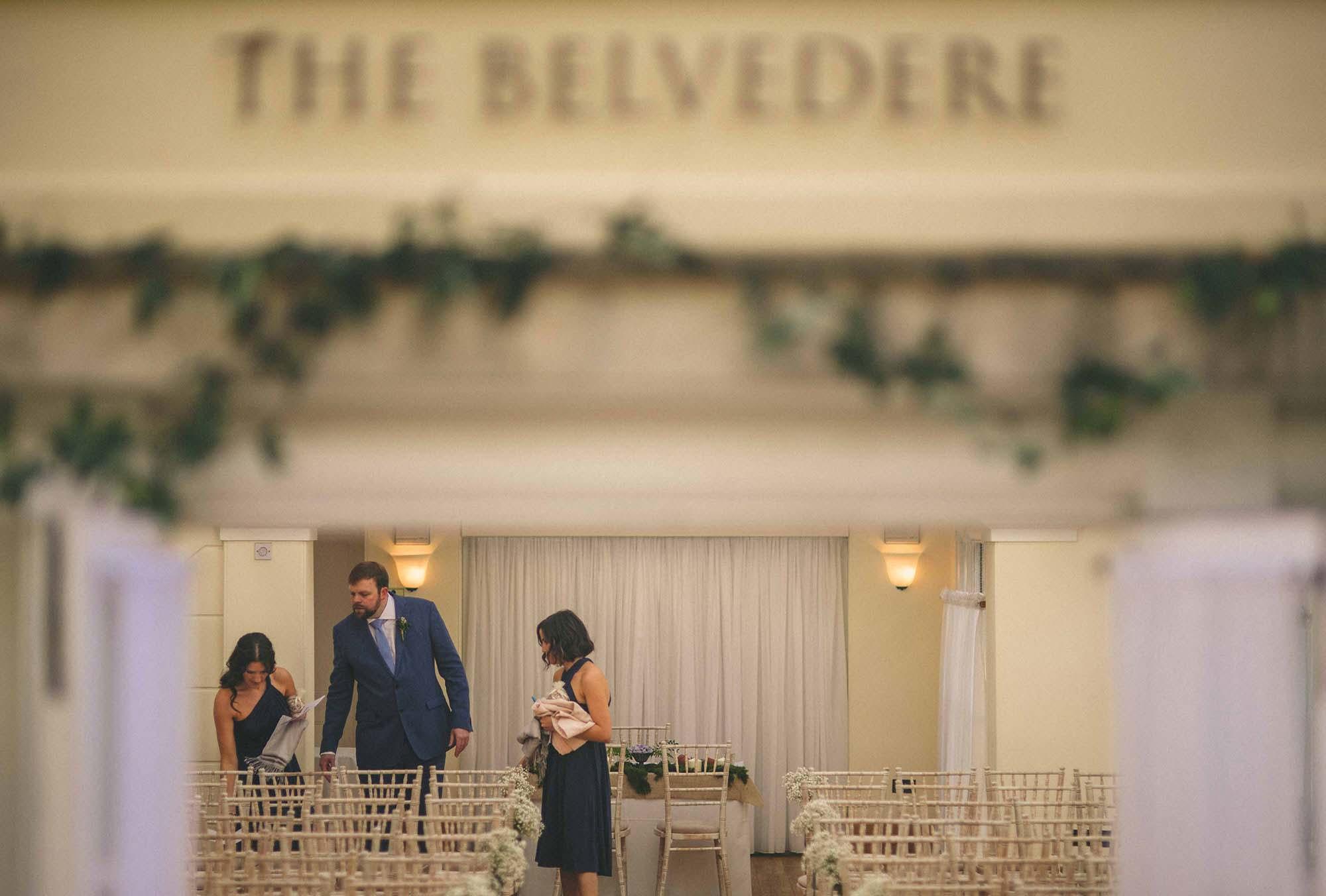 Pembroke Lodge Wedding Photos 8 of