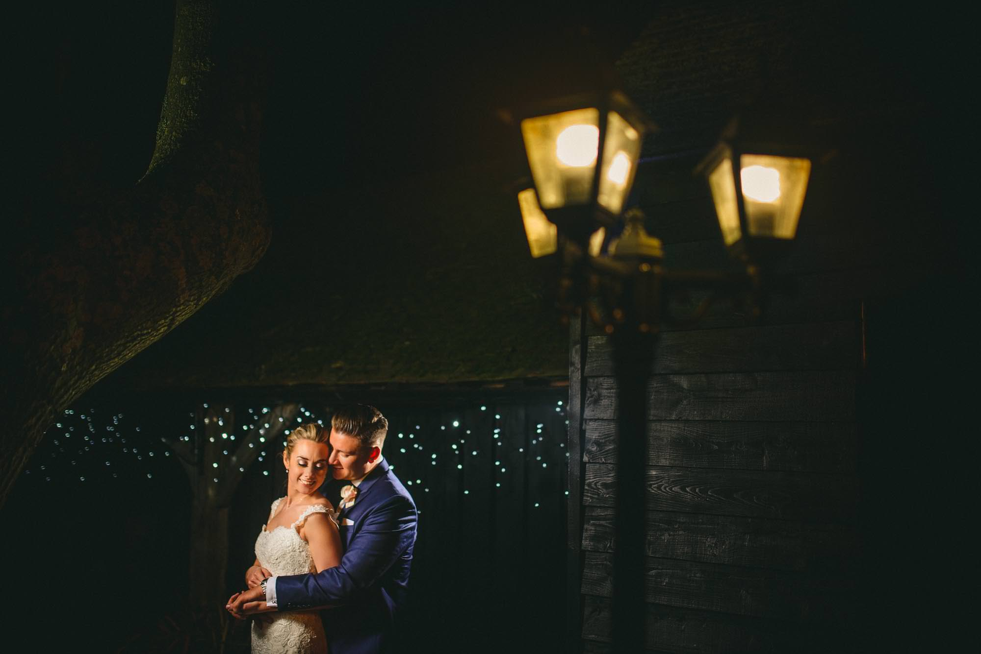 Winters Barn Wedding Photography