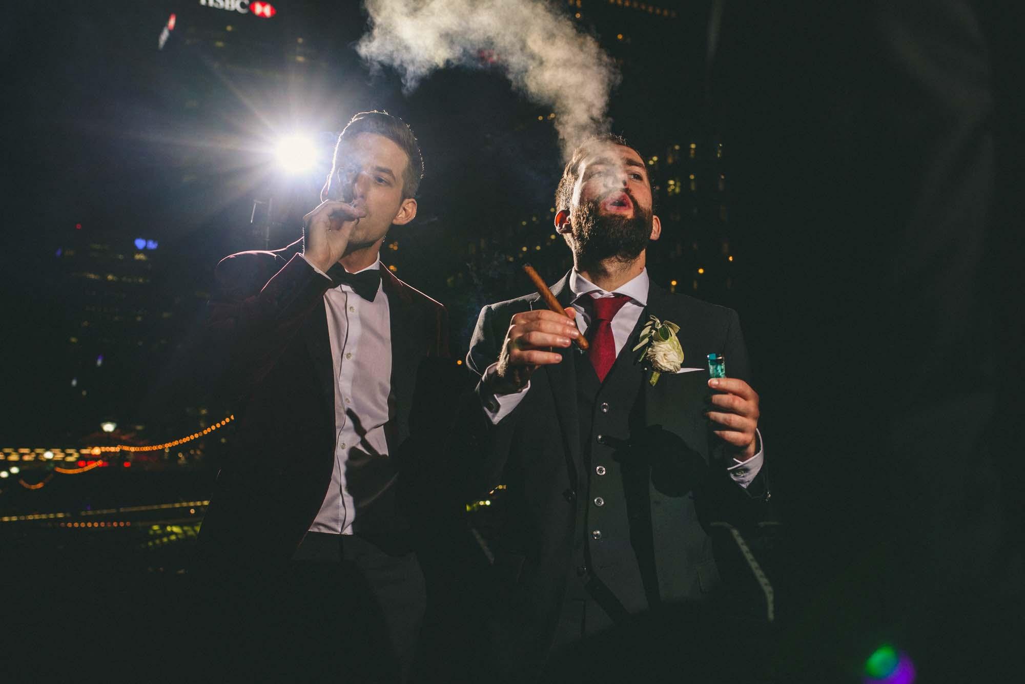 Rum Club Wedding Photos