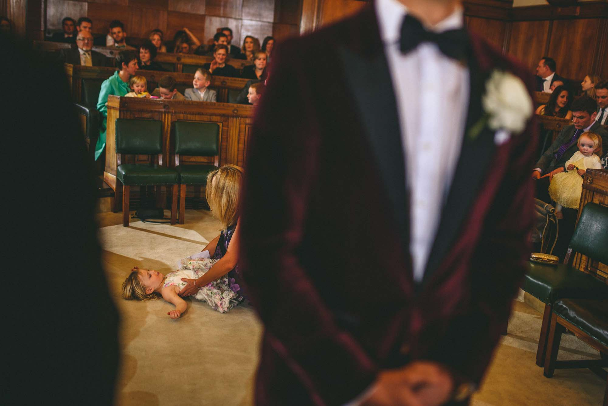 Canary Wharf Wedding Photography