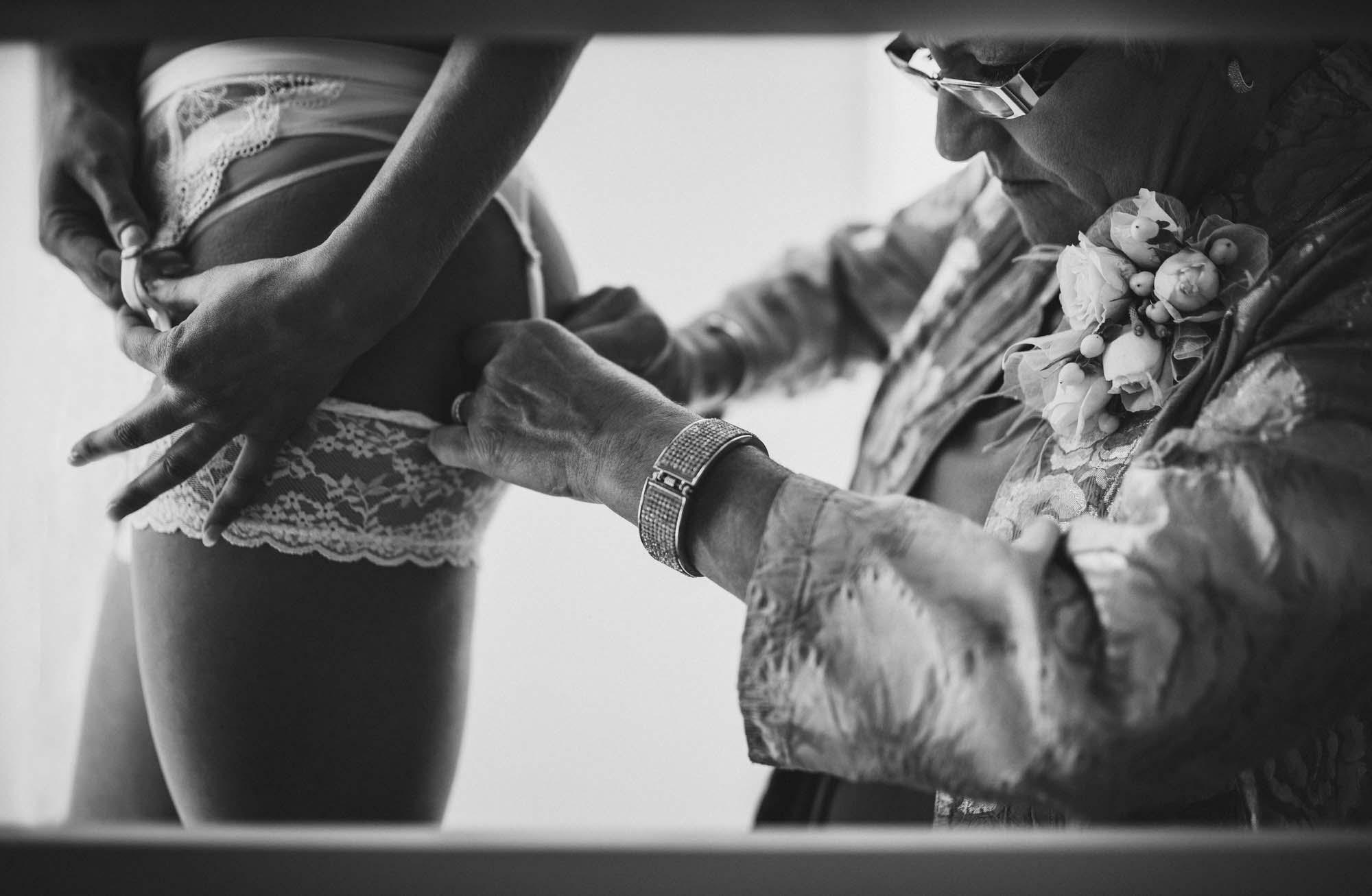 Rochester wedding bridal prep Miki Photography