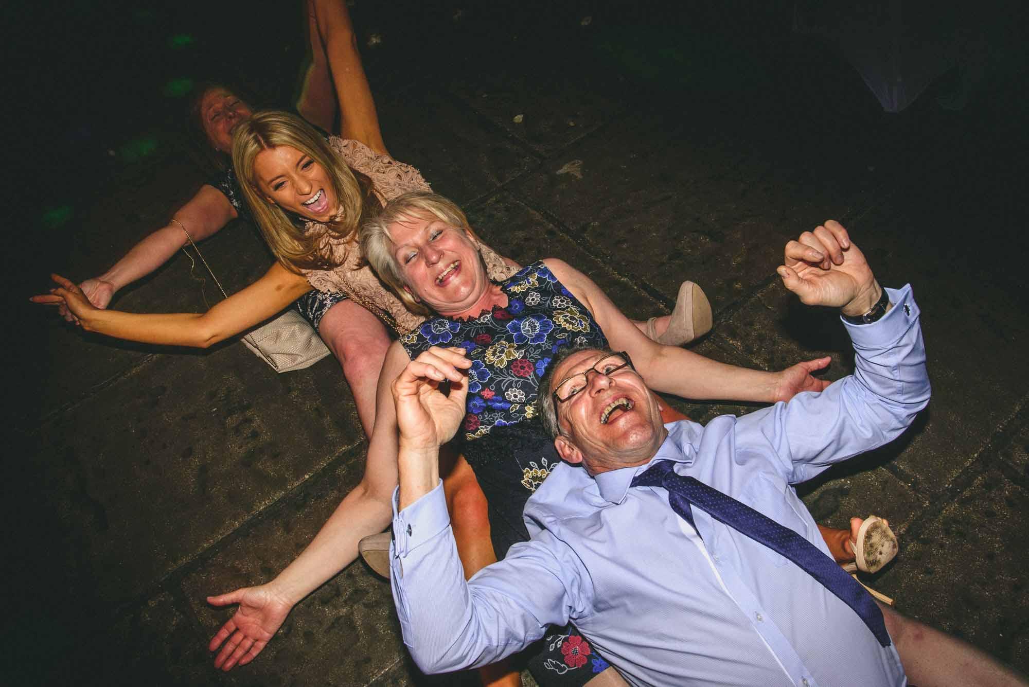 Fun dance floor Rochester wedding Photographer Miki Photography