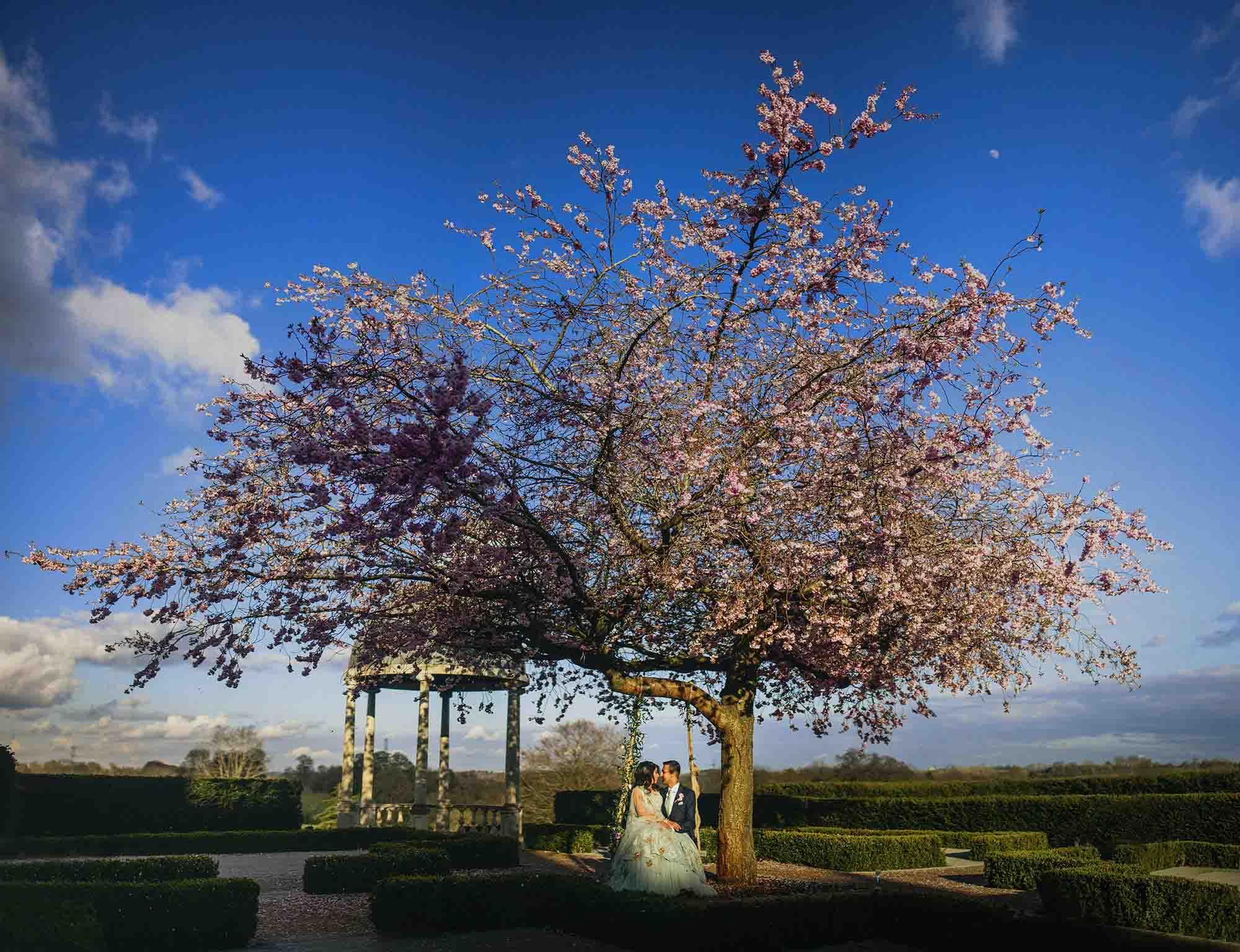 Froyle Park Wedding Photo
