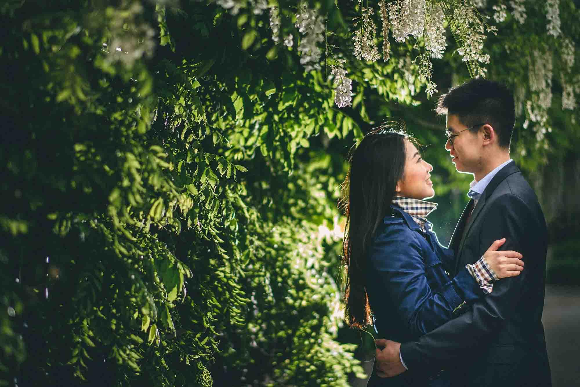 Wei Jing Pre Wed Photos