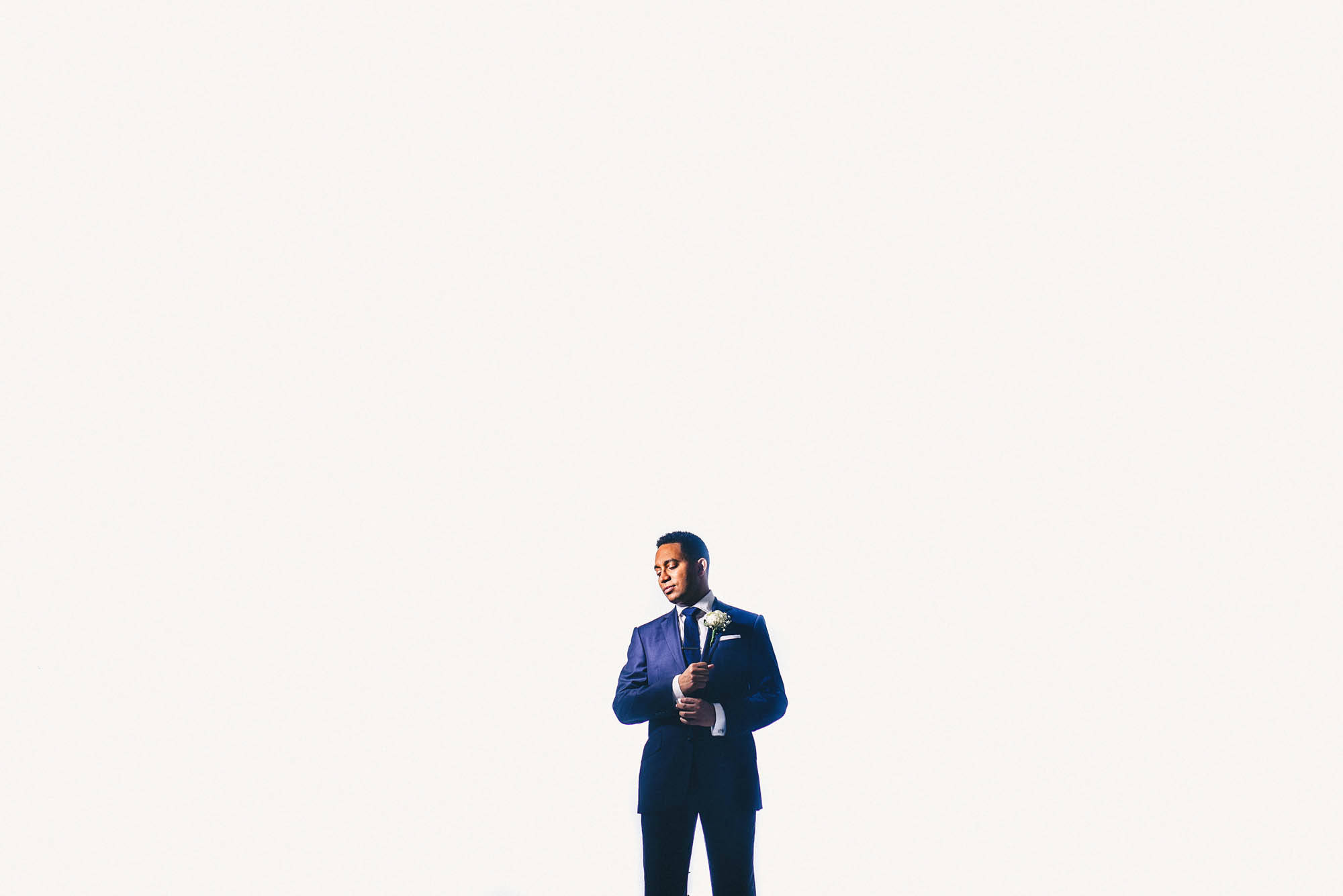 Sunbeam Studios Wedding Groom Photo