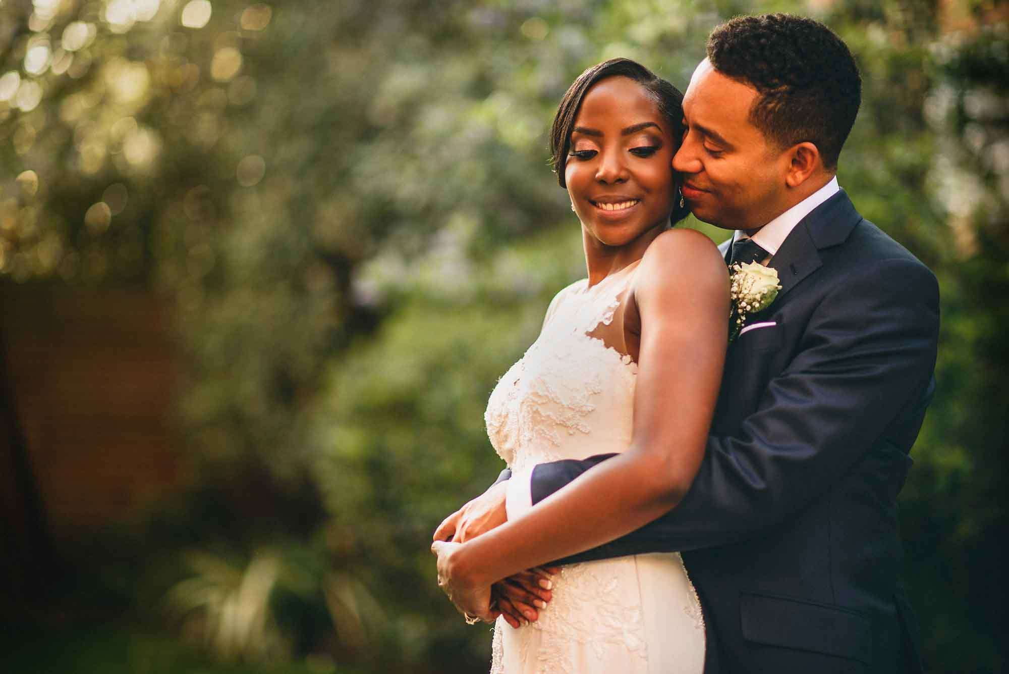 Sunbeam Studios Wedding Bride & Groom Portrait