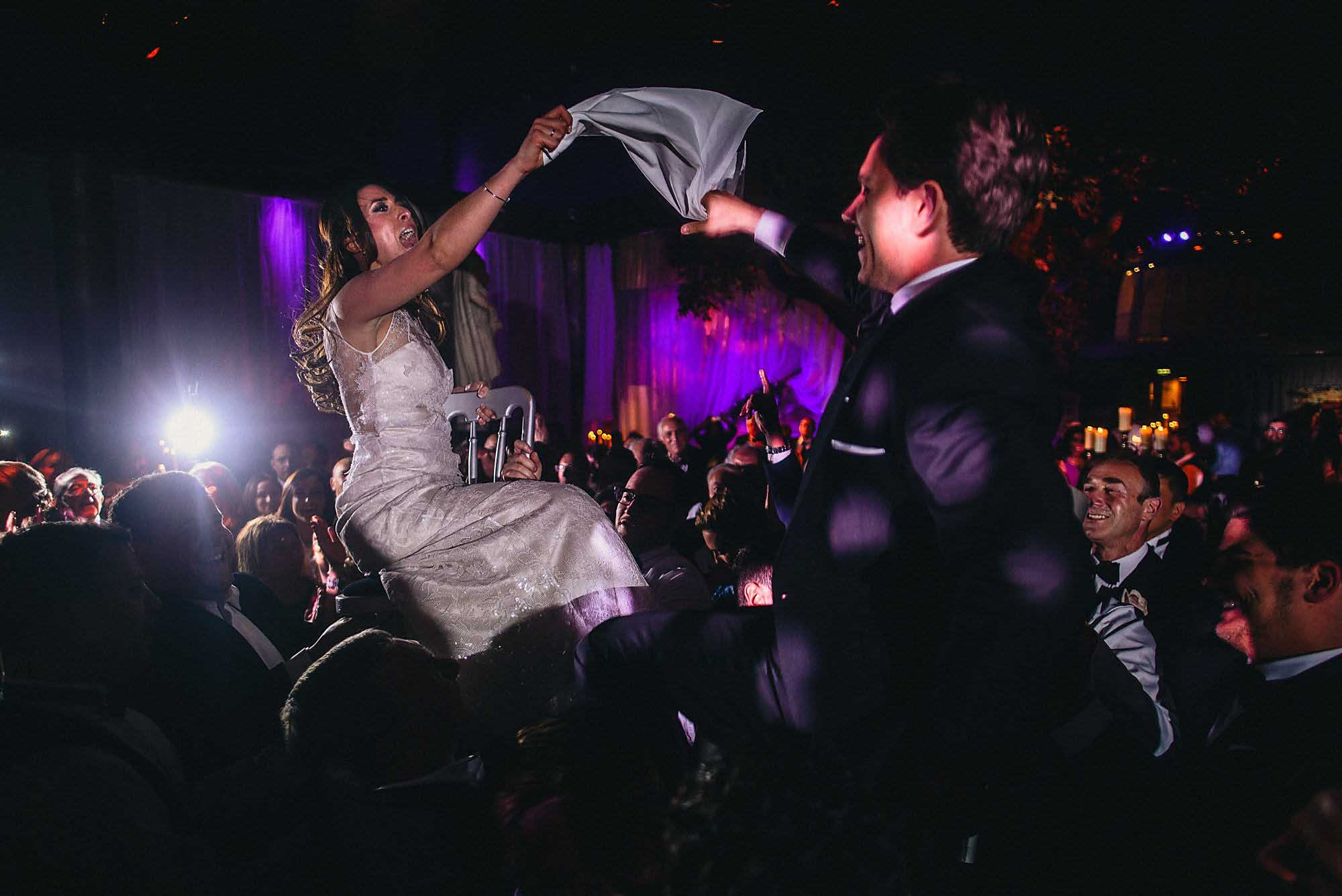 Jewish Wedding Dance Photos