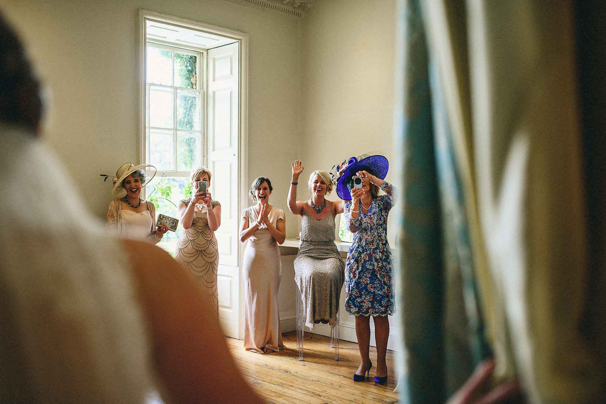 Narborough Hall & Gardens Wedding Photography