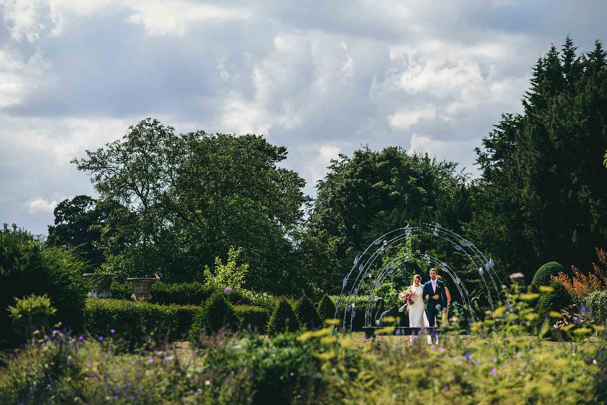 Narborough Hall Gardens wedding photography 19 Completed