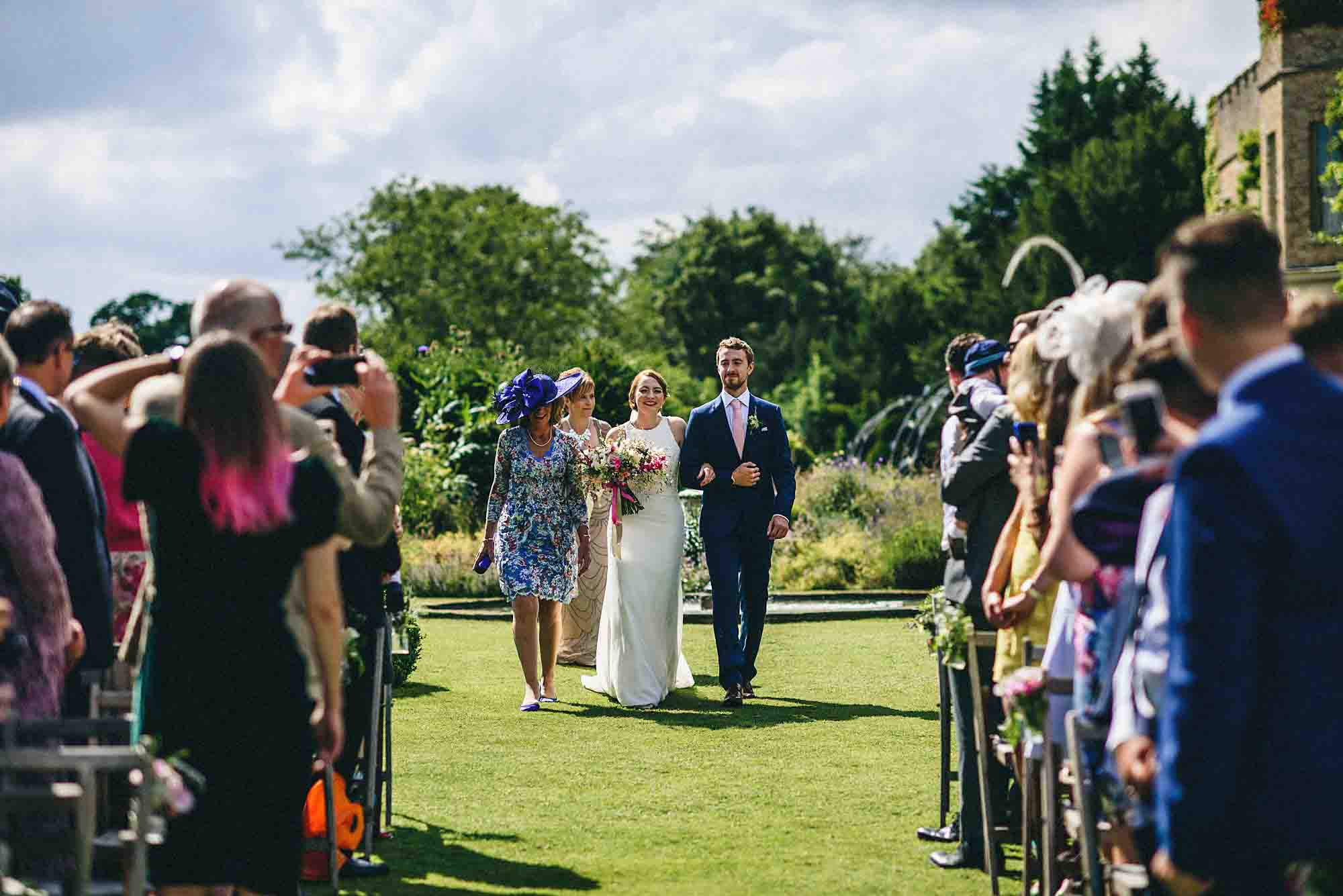 Narborough Hall Gardens wedding photography 20 Completed