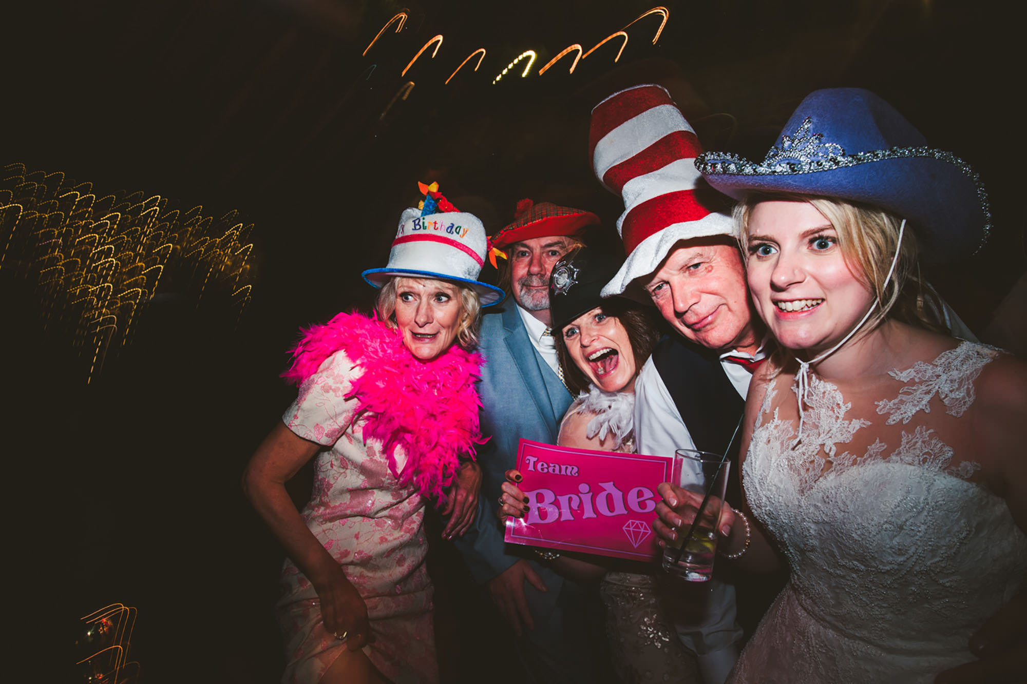 Photo Booth at Grittenham Barn