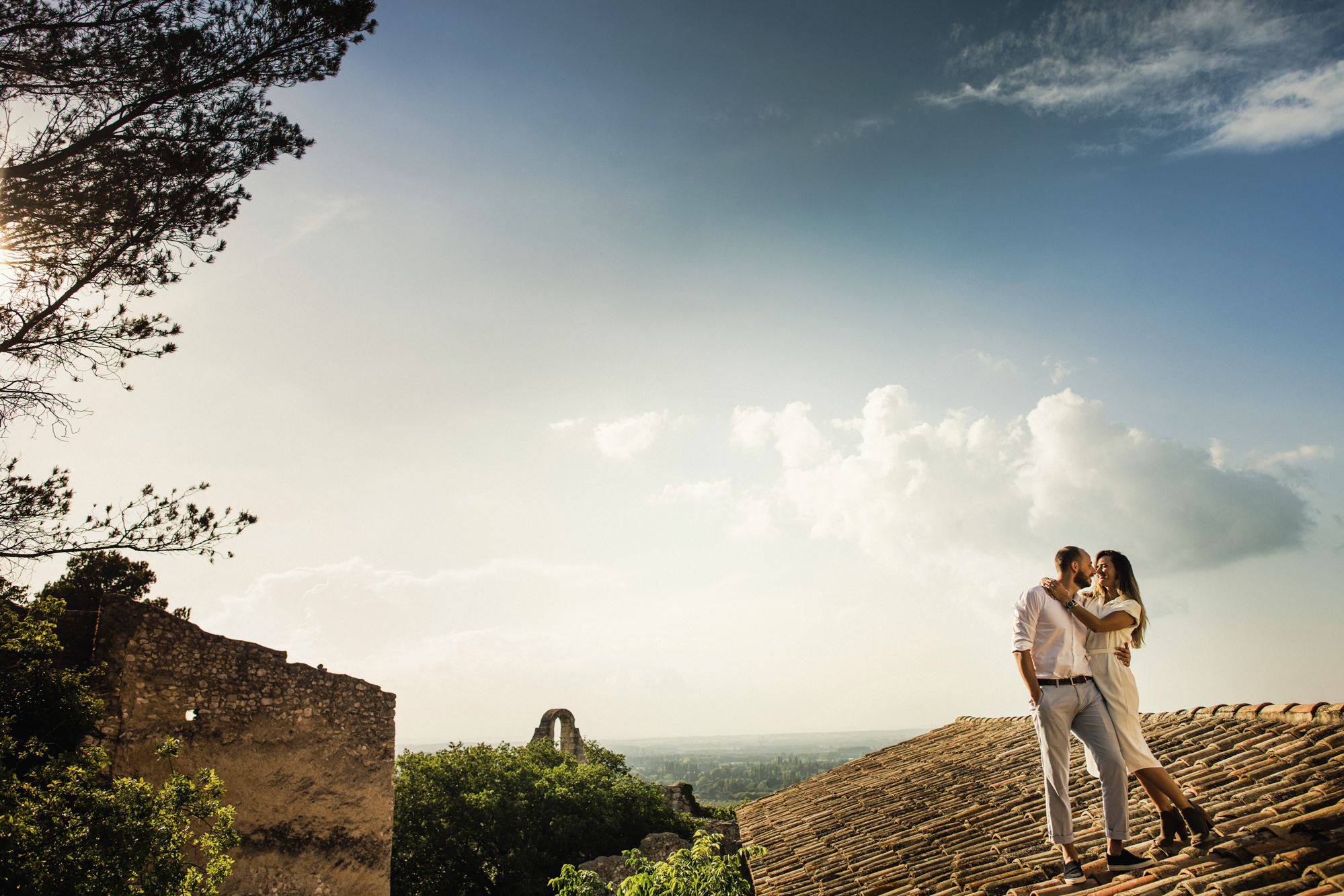 Provence Engagement Shoot