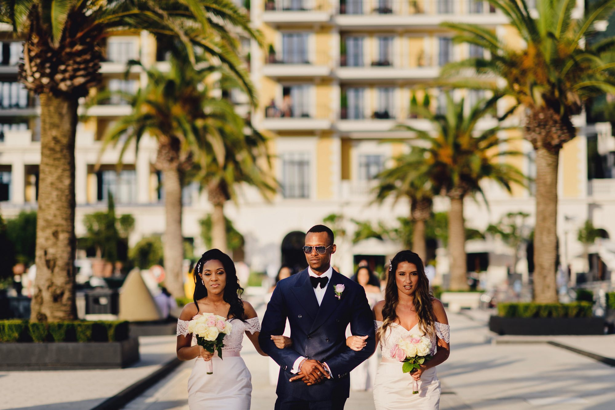 Regent Porto Montenegro Wedding Photographer
