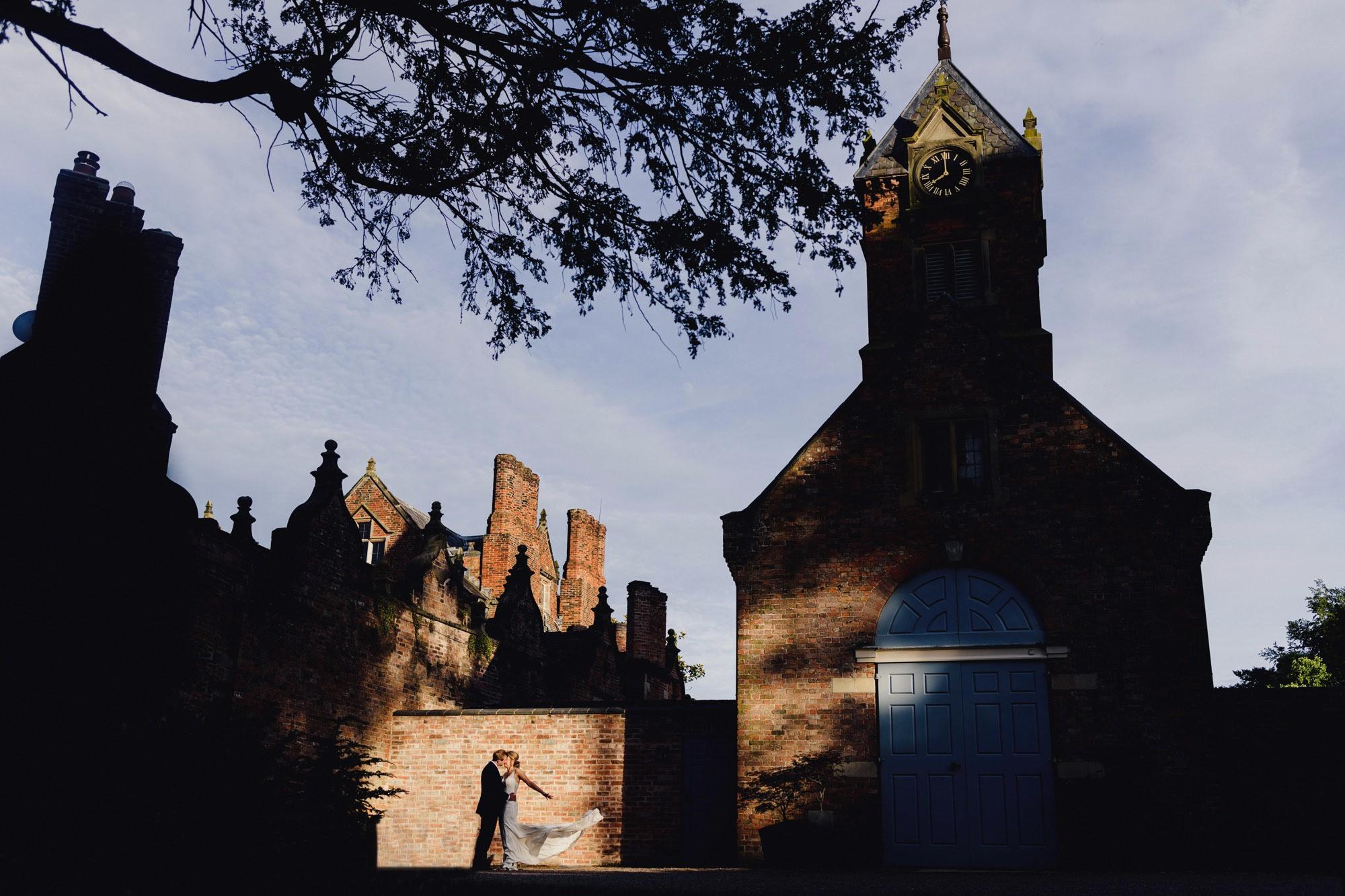 Dorfold Hall Wedding Photography