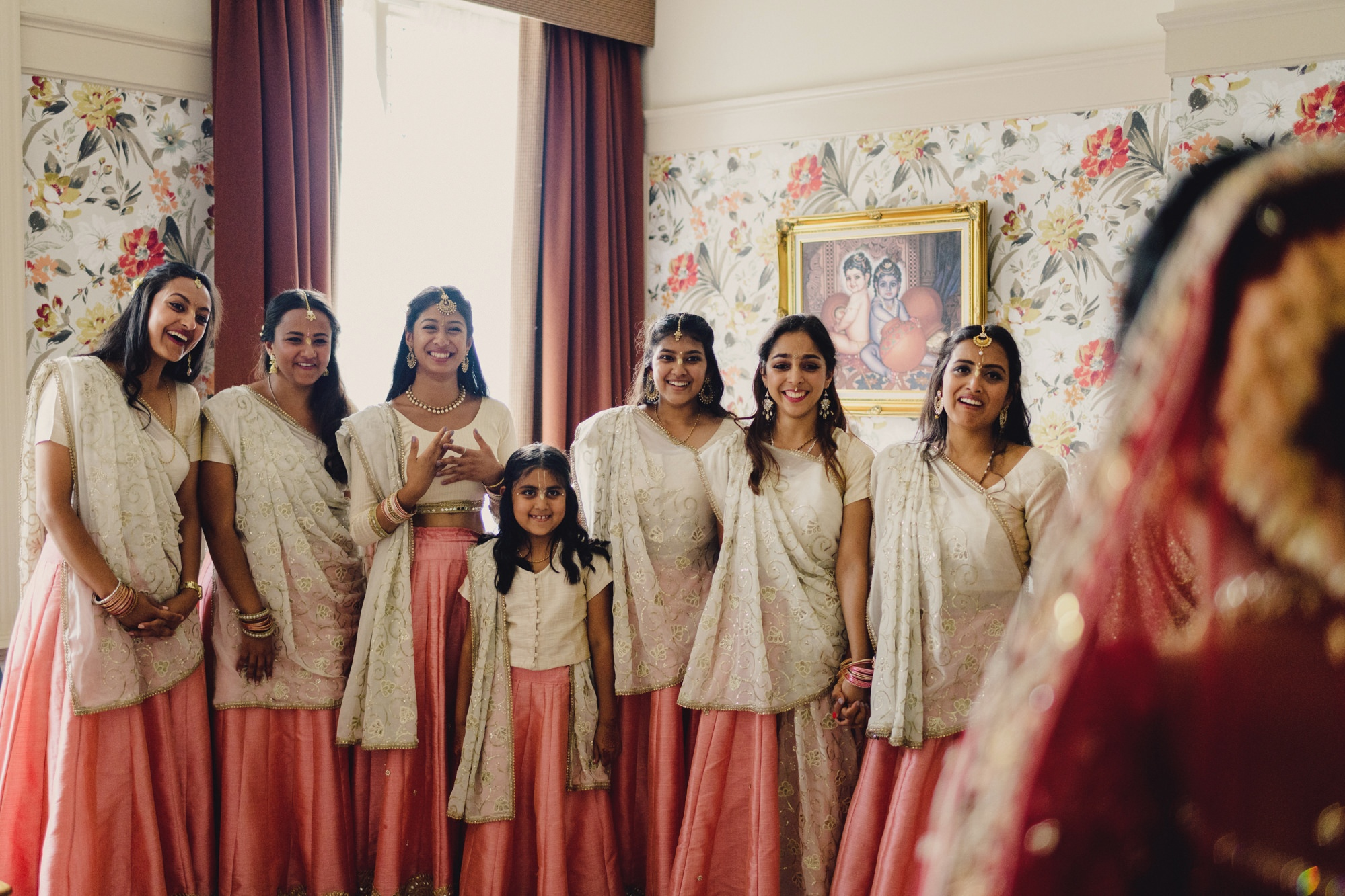 Bhaktivedanta Manor Wedding Photographer