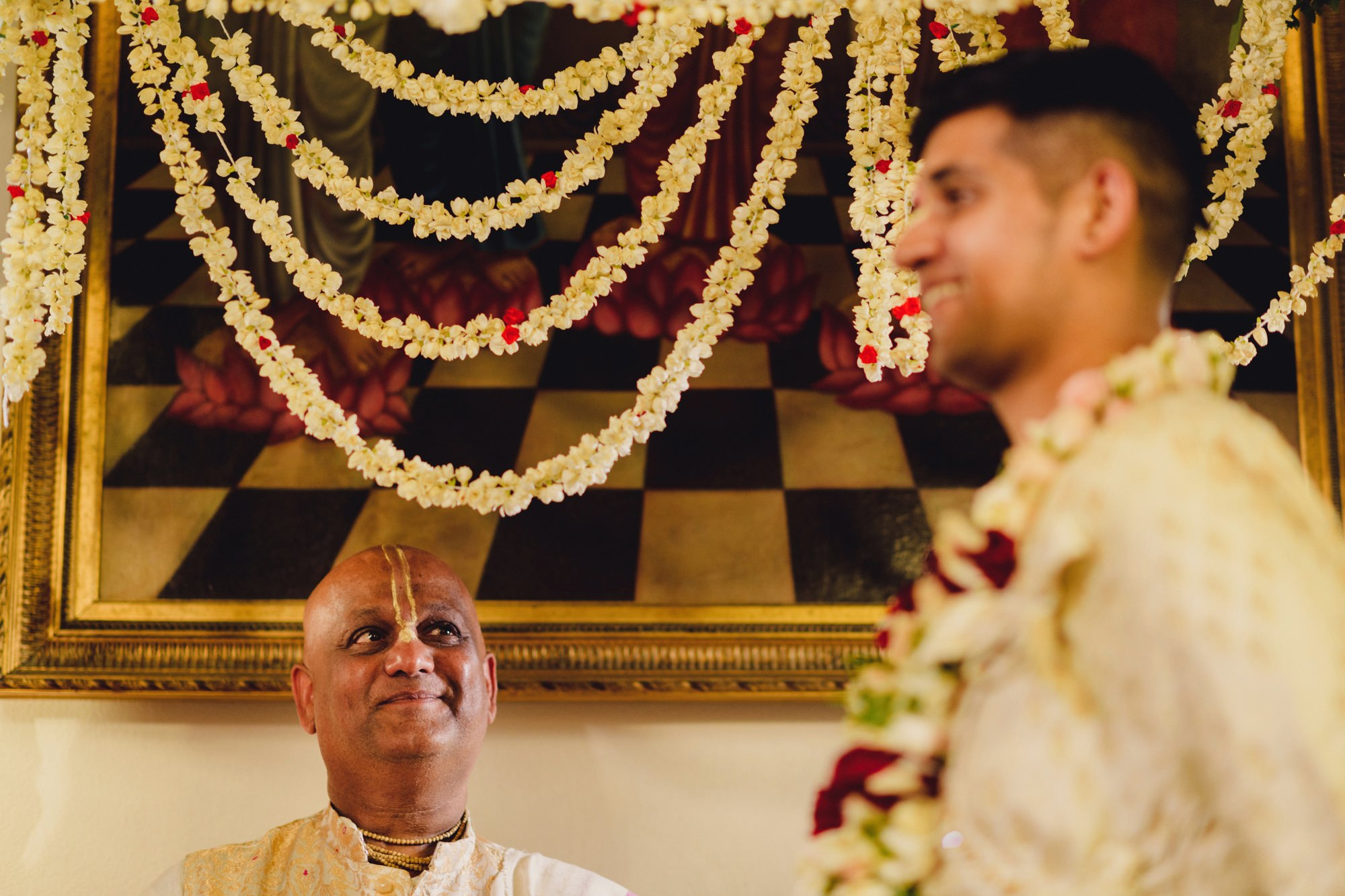 Bhaktivedanta Manor Wedding Photography