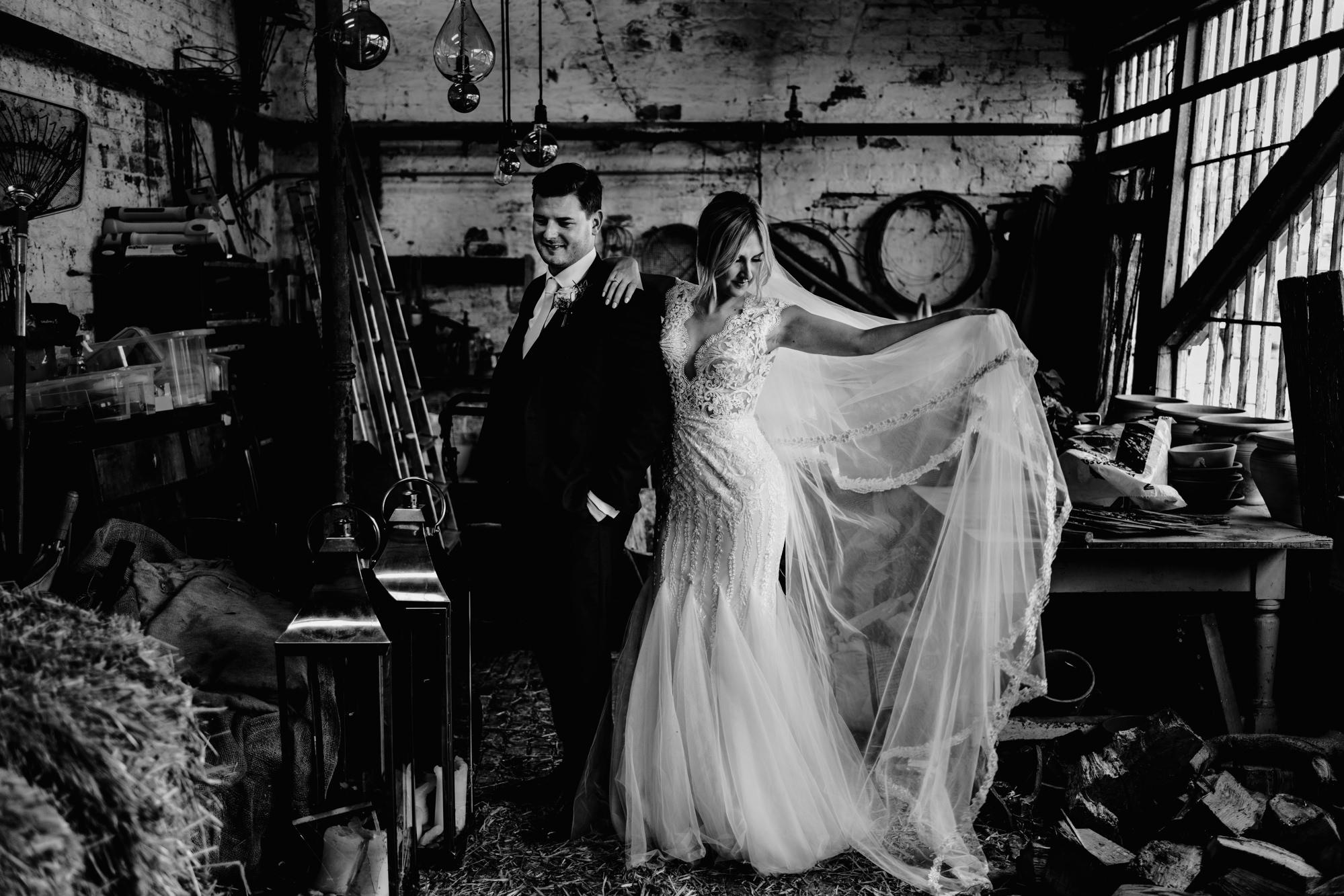 Wedding Photographer Dorfold Hall