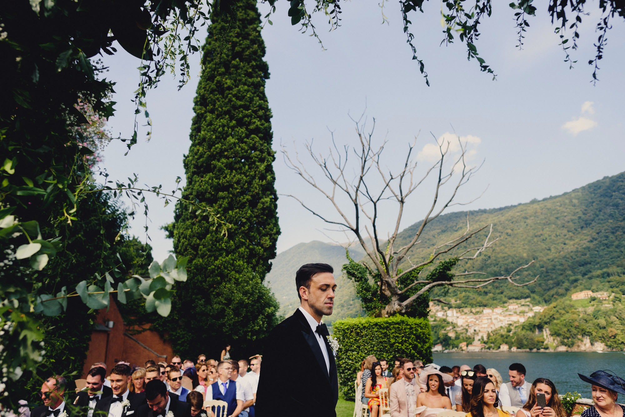 Villa Regina Teodolinda Wedding Photography