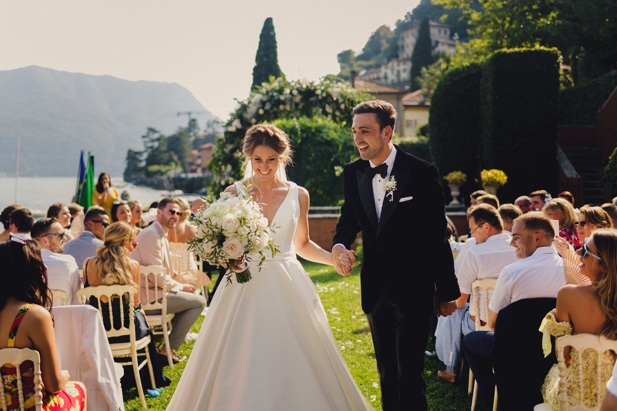 Lake Como Wedding Photography