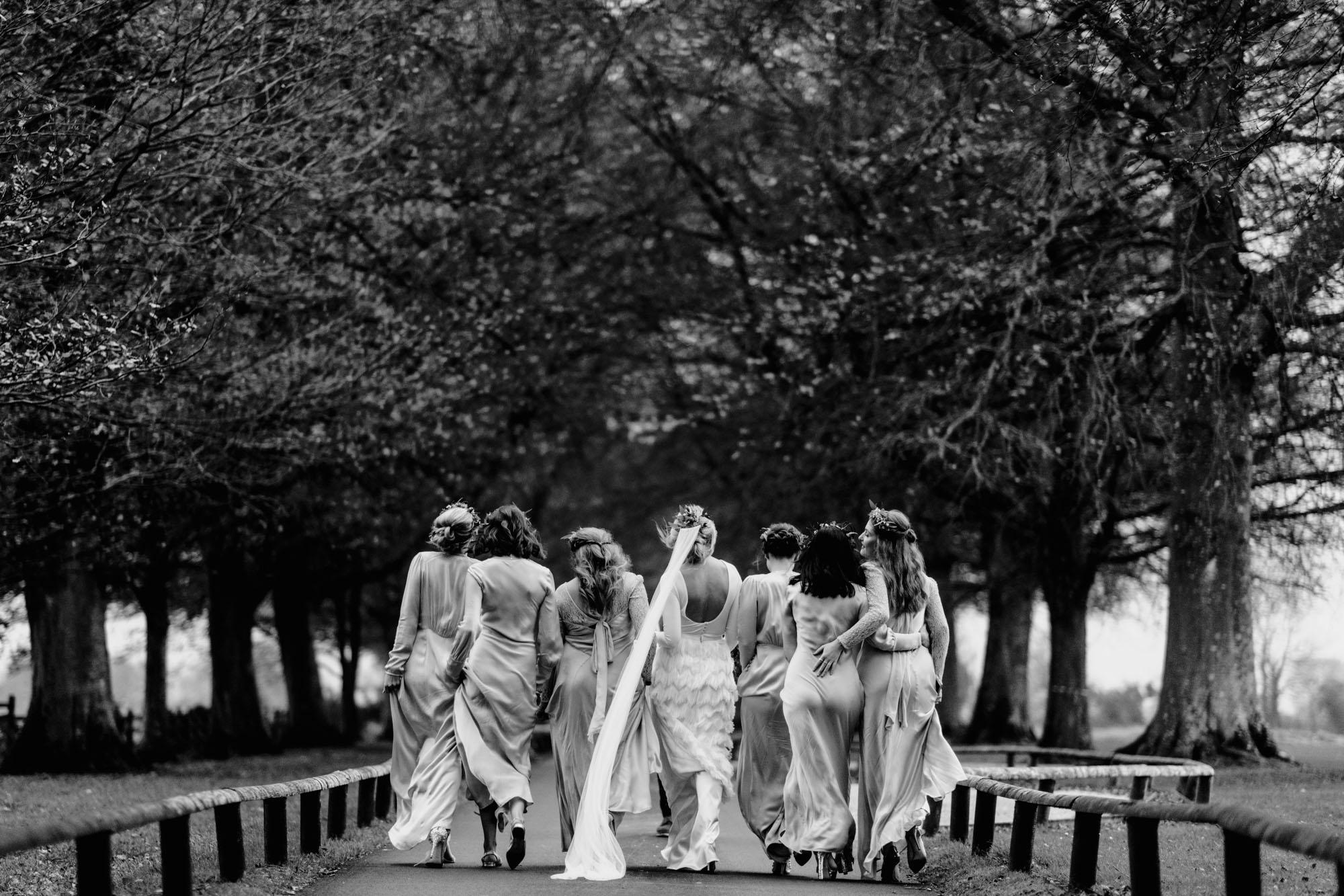 Wedding Photographer Babington House