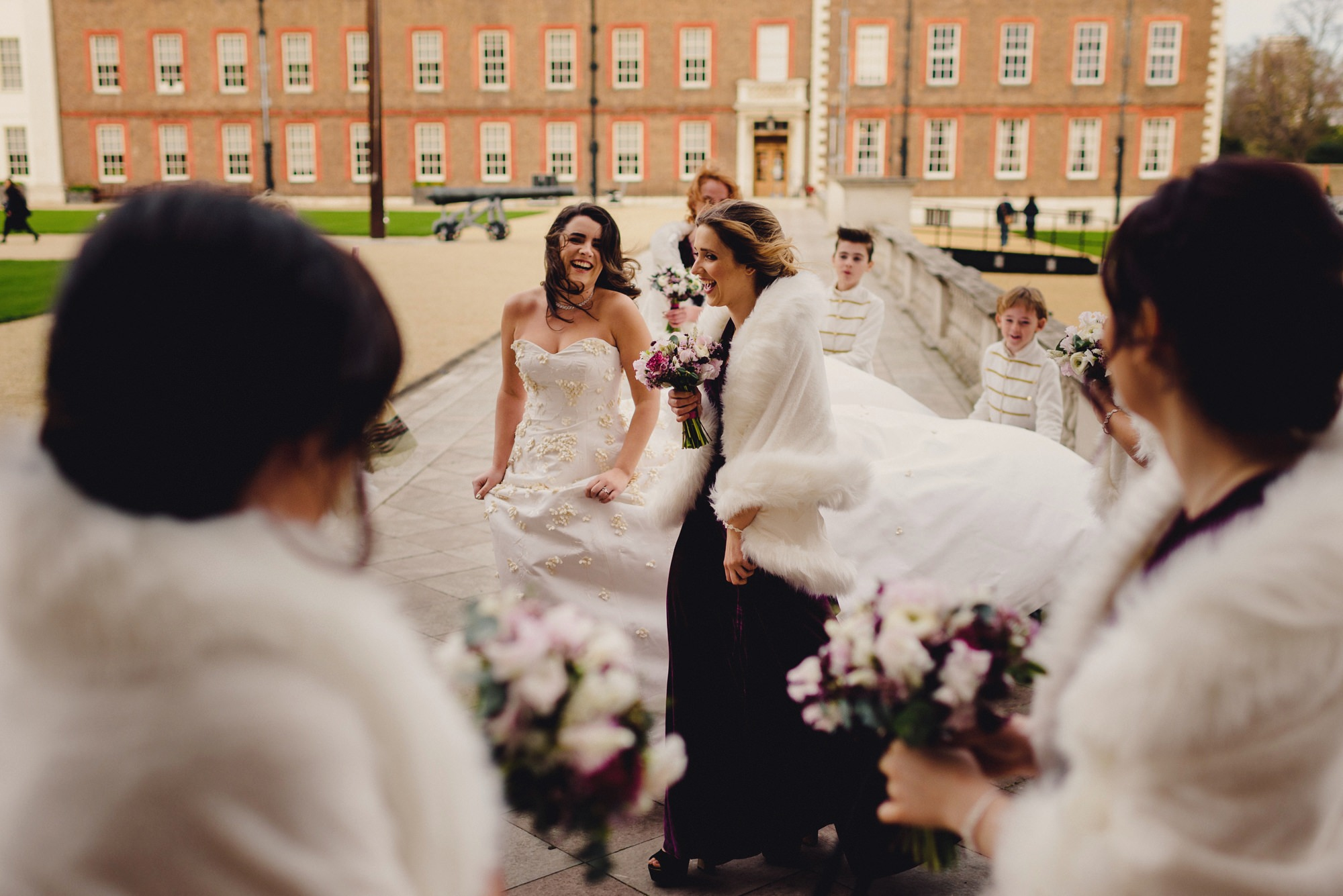 Royal Chelsea Wedding Photography