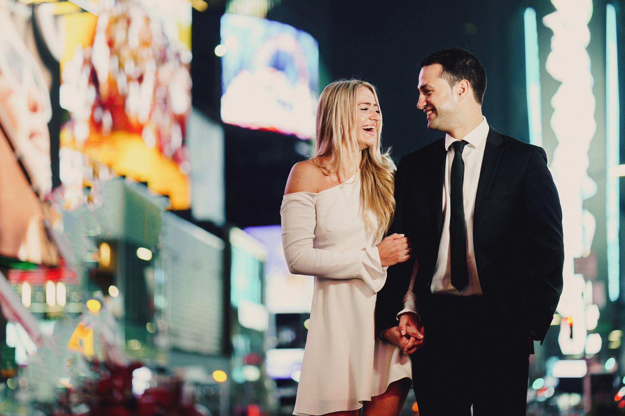 New York Engagement Photographer