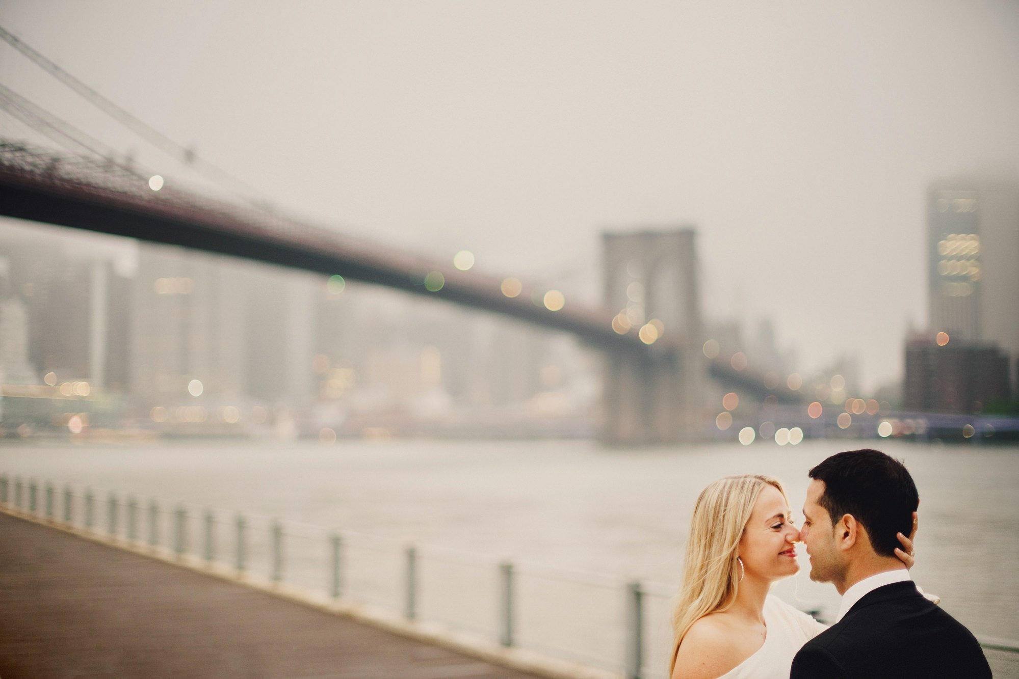 New York Engagement Photography