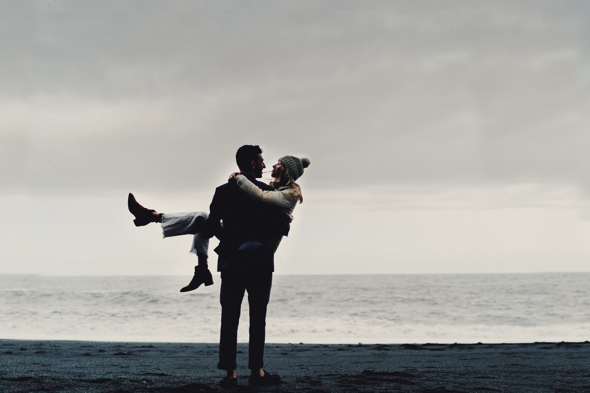 Iceland Proposal Photography