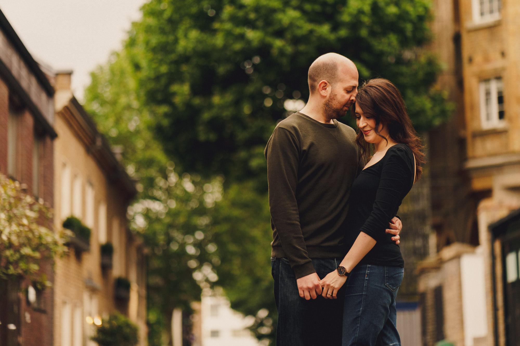 Pre-Wedding shoot in London