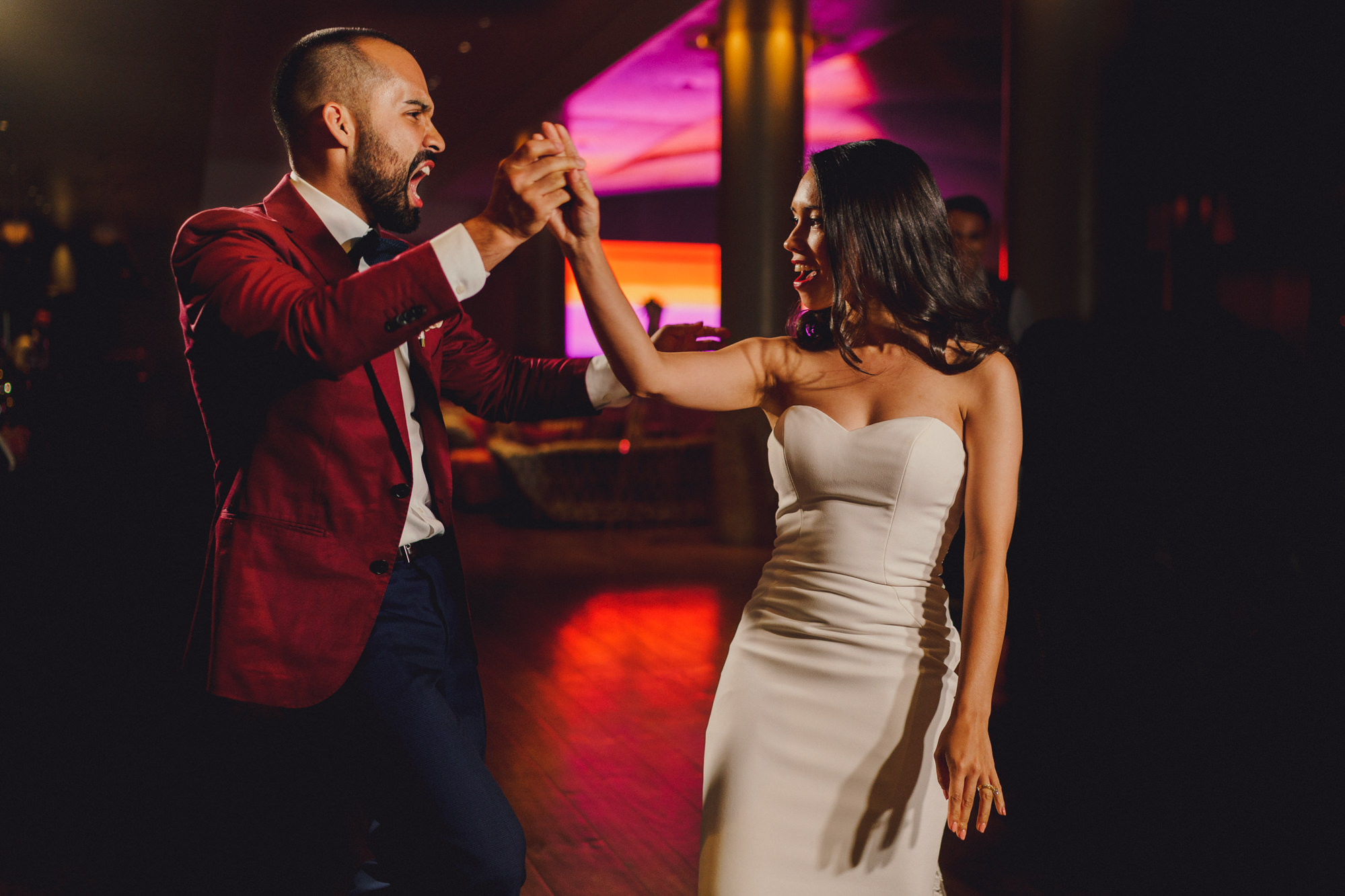Haymarket Hotel Wedding Photography