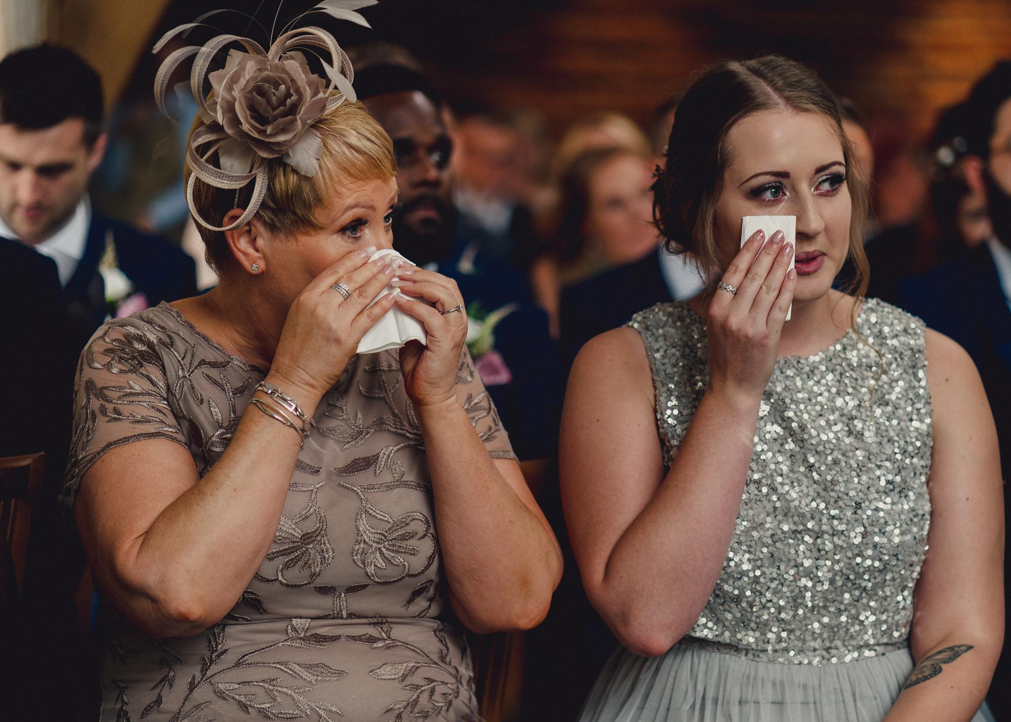Mythe Barn Wedding Videography