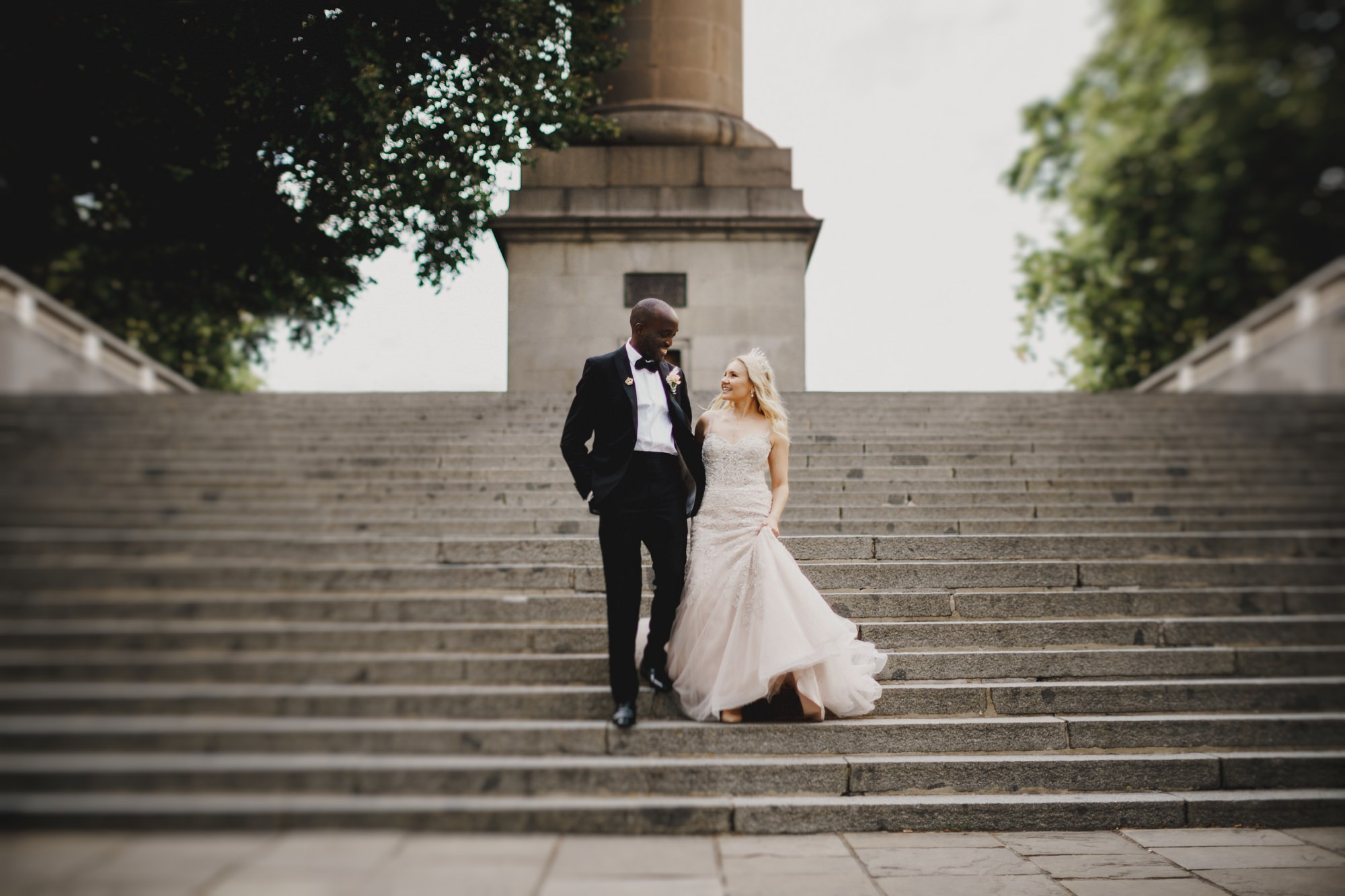 Pall Mall Wedding Photographer