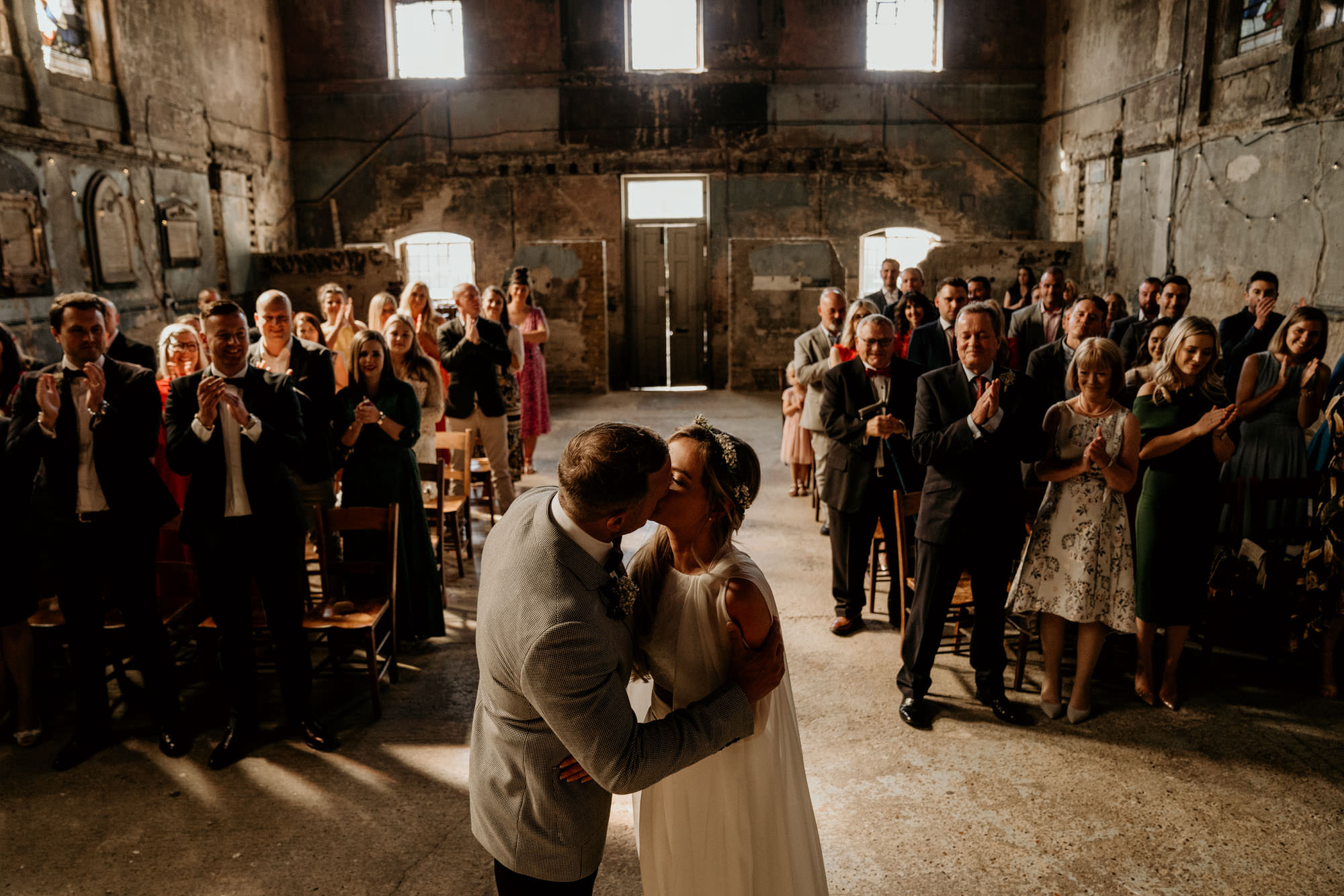 The Asylum Wedding Photography