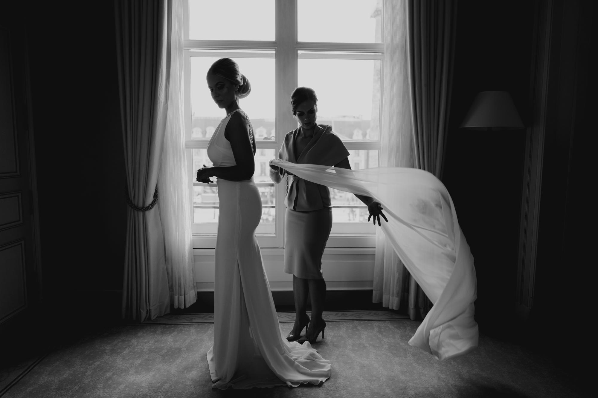 Ritz Paris Wedding Photography