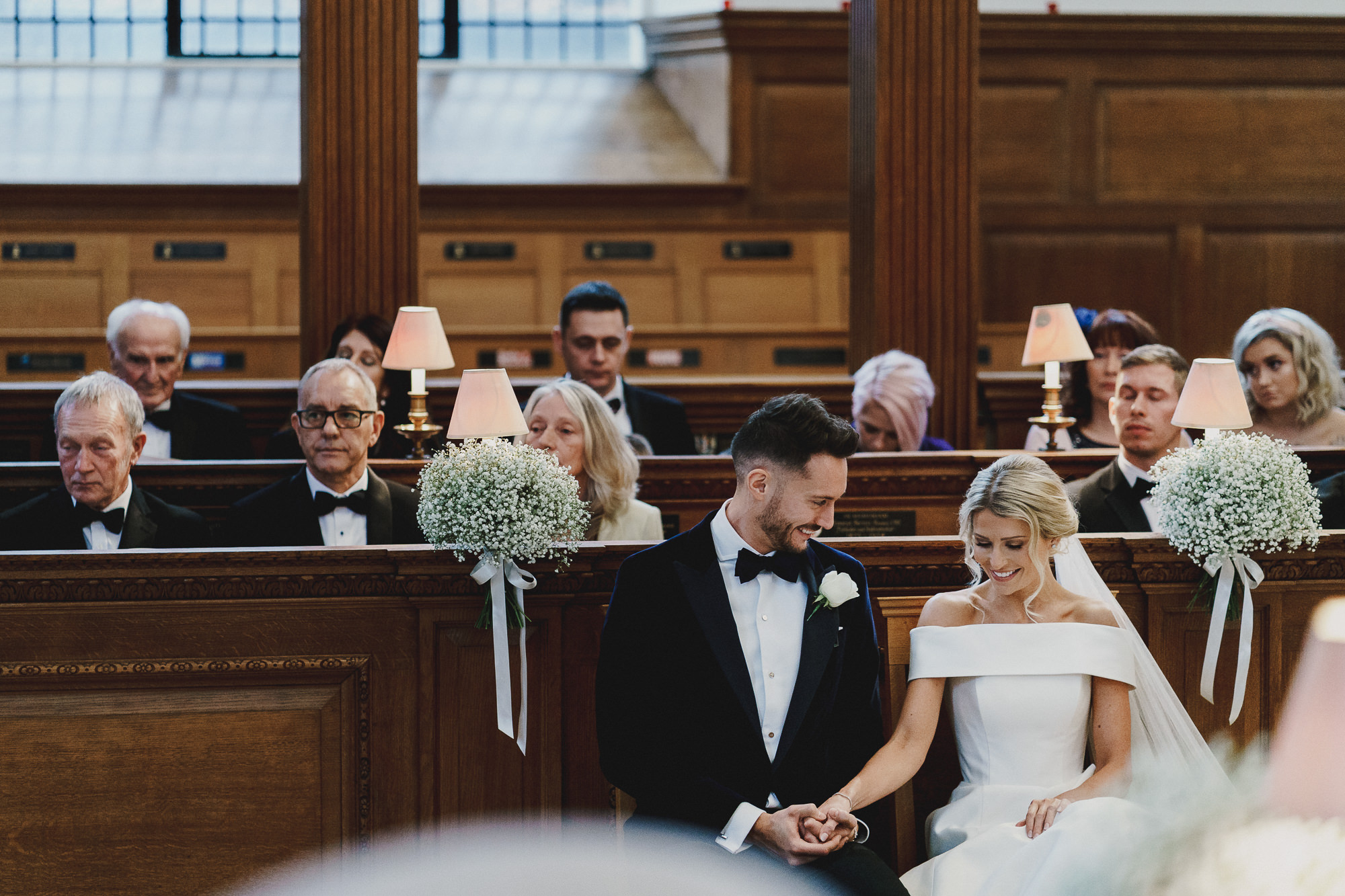 Lansdowne Club Wedding Photographer