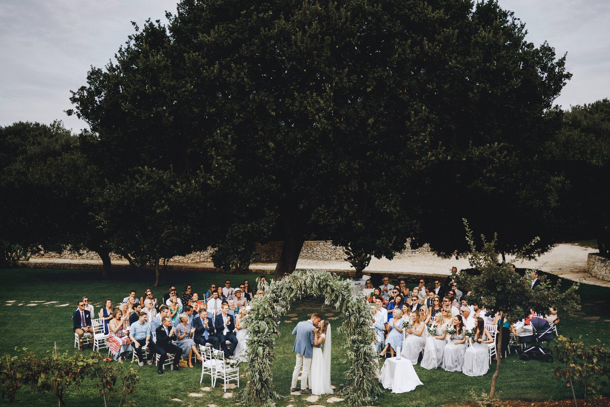Masseria Grieco Wedding Videography