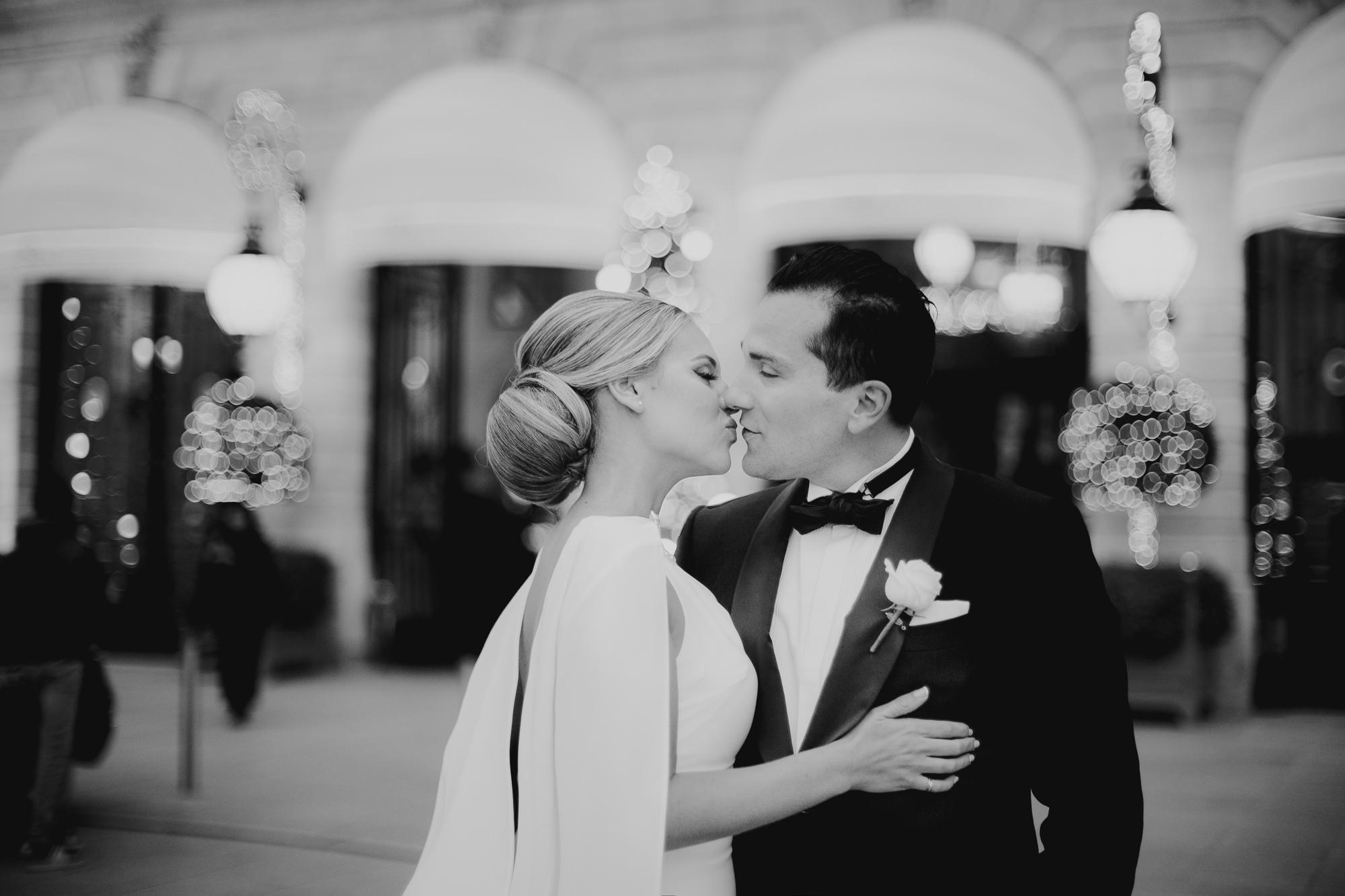 Paris Ritz Wedding videographer