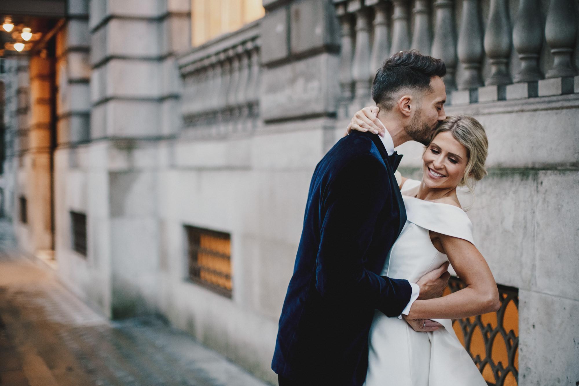 Wedding Photographer Hotel Cafe Royal