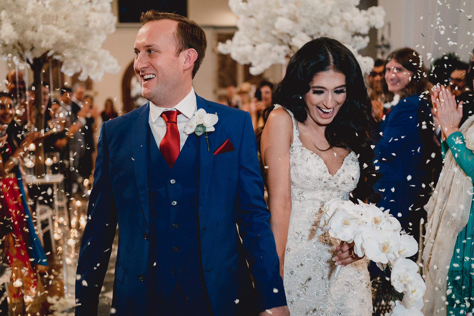 Hawkstone Hall and Gardens Wedding Photographer