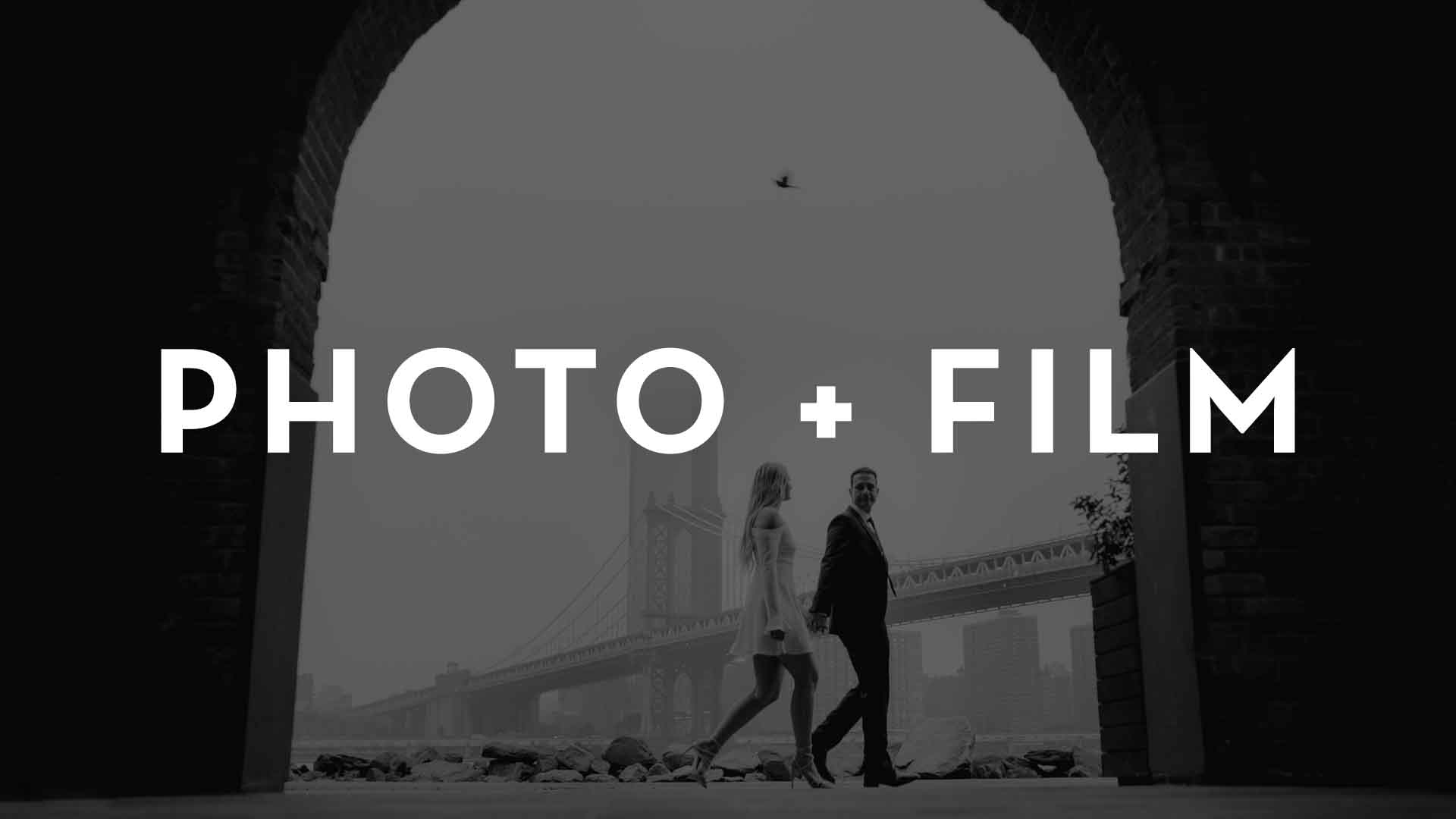 Photo and Film wedding studio