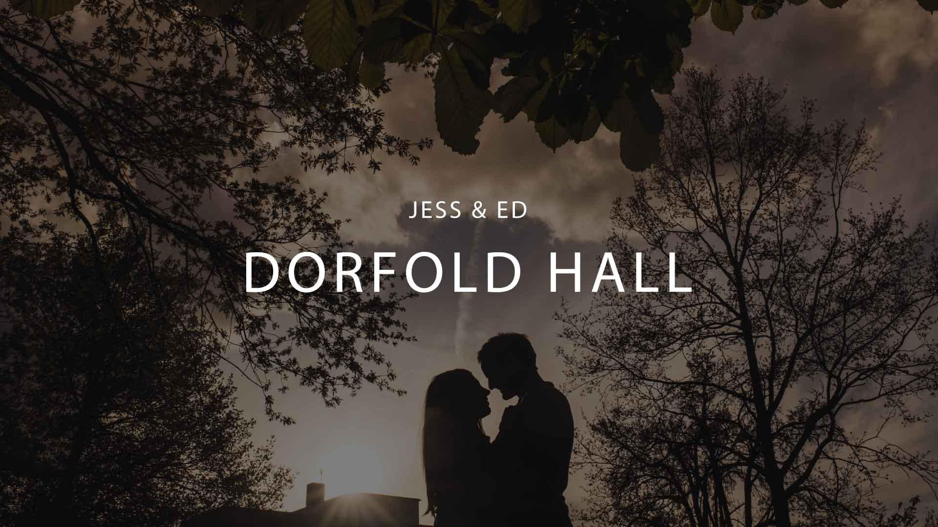 Classic Dorfold Hall Wedding film