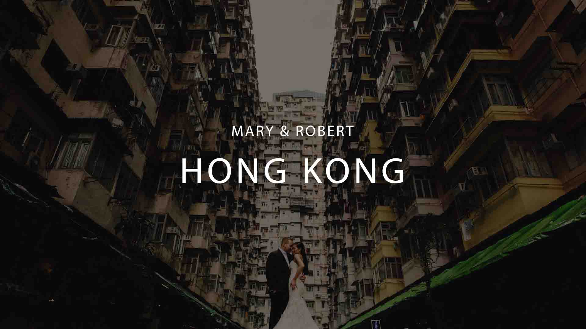 Hong Kong Wedding Videographer